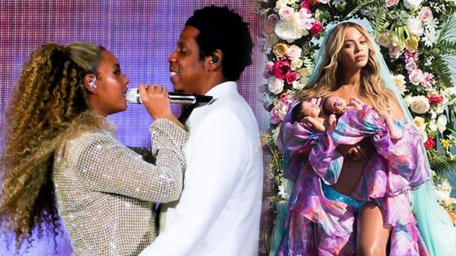 Beyonce na nowym zdjęciu z BLIŹNIAKAMI. Jesteśmy w SZOKU, że tak urosły!