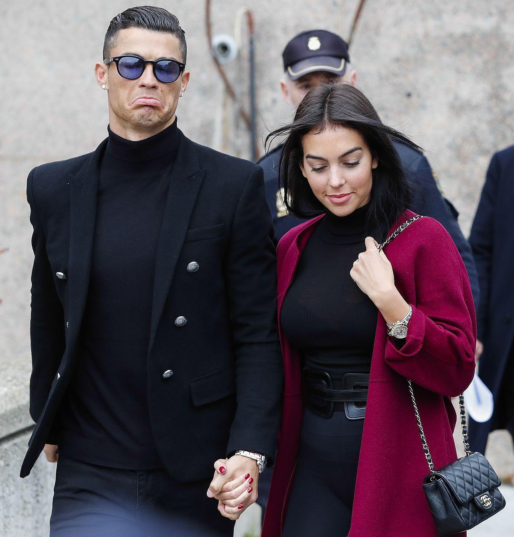 Cristiano Ronaldo i Georgina Rodriguez