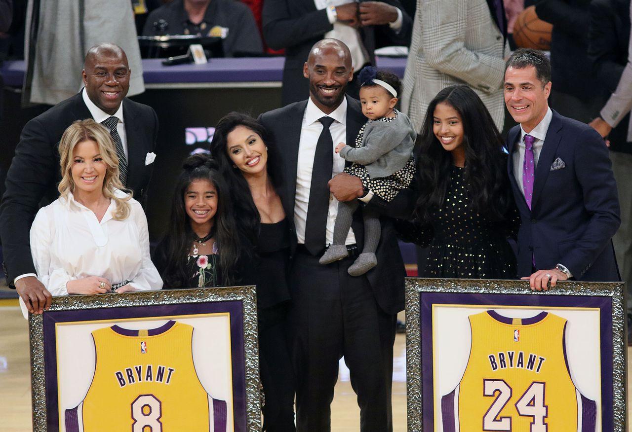 Rodzina Kobe Bryanta