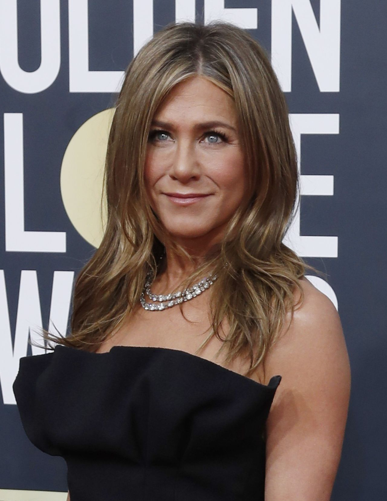 Jennifer Aniston na Złotych Globach