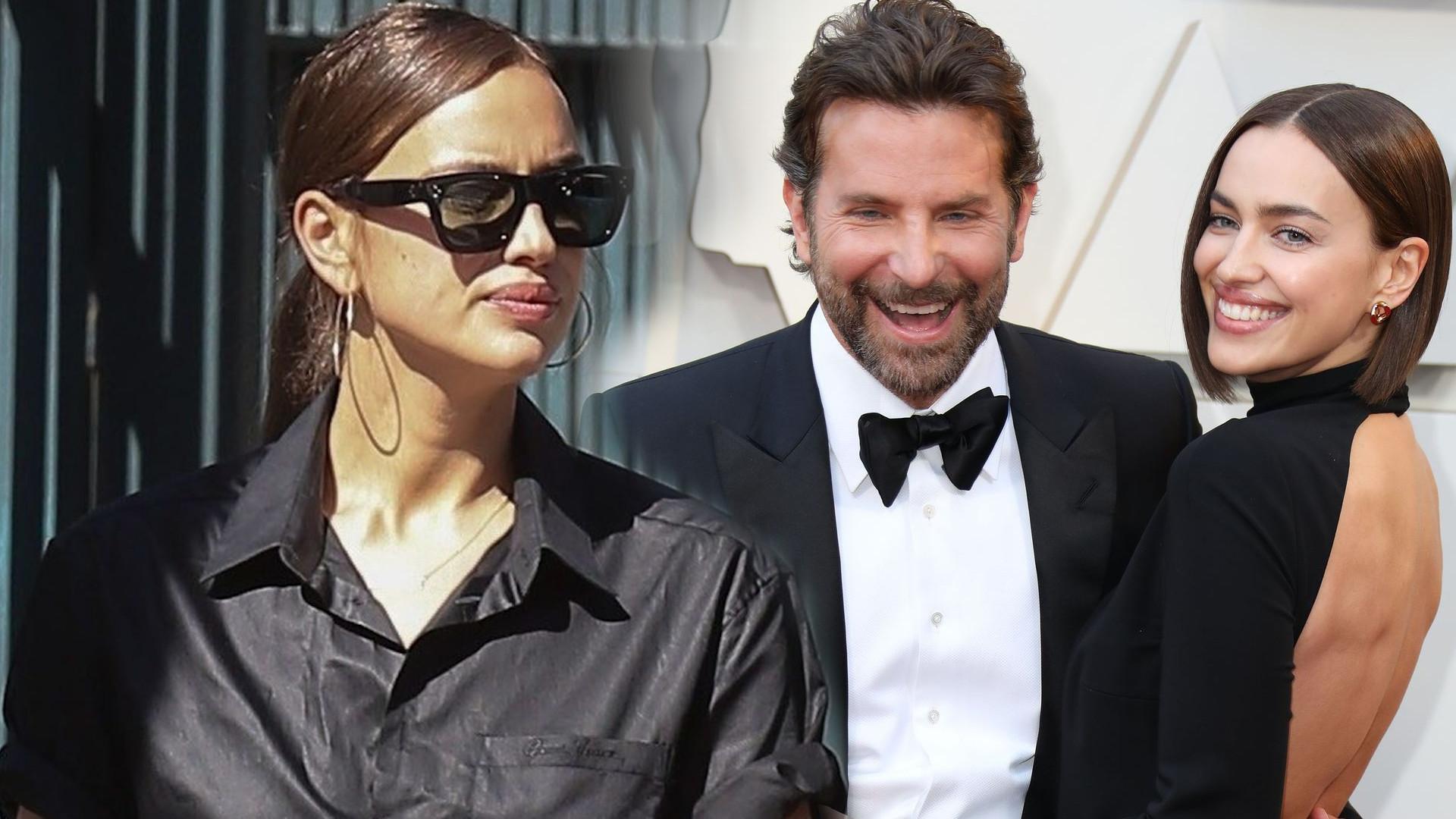 Irina Shayk pierwszy raz o ROZSTANIU z Bradleyem Cooperem. Opowiedziała o życiu bez niego