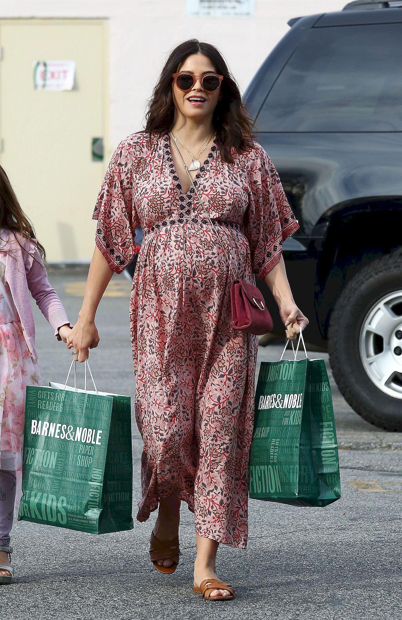 Jenna Dewan w ciąży