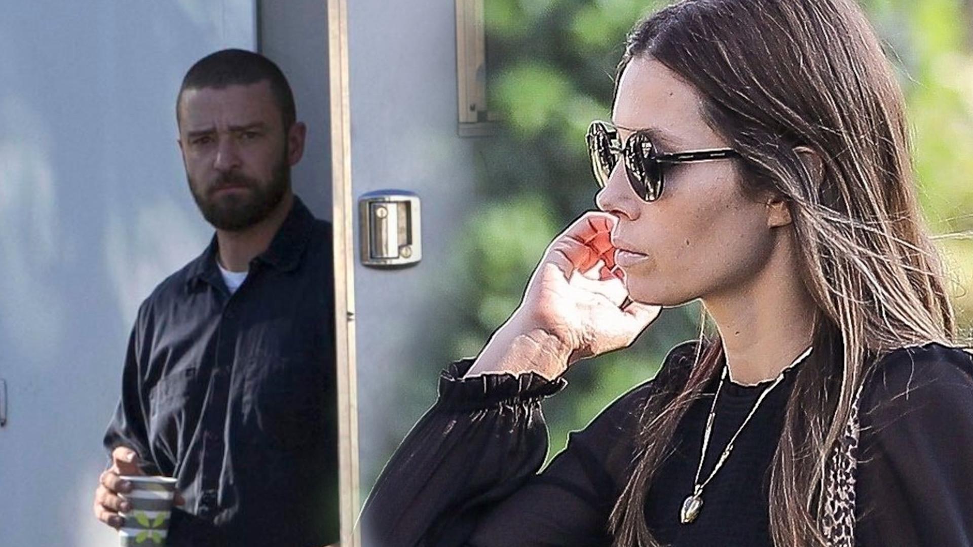 Co się dzieje w związku Justina Timberlake'a i Jessiki Biel? W listopadzie wyciekły zdjęcia muzyka z inną kobietą