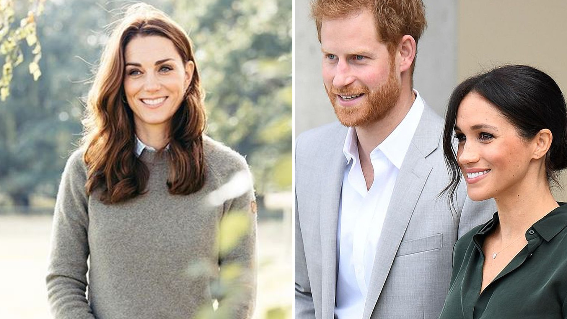 Księżna Meghan i książę Harry złożyli ŻYCZENIA księżnej Kate – internauci są na nich WŚCIEKLI