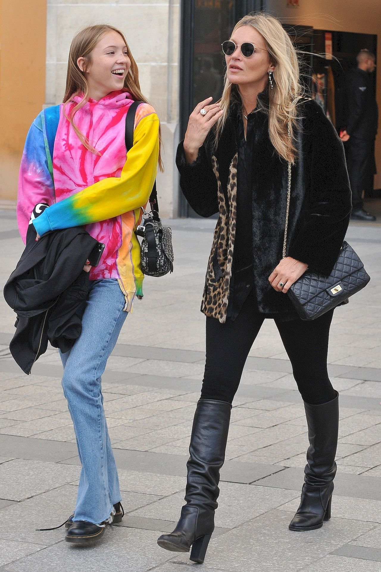 Kate Moss z córką