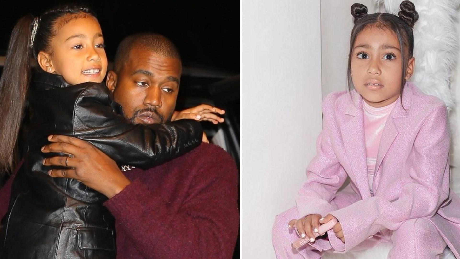 North West podbija TikToka. Córka Kim Kardashian będzie wielką gwiazdą?
