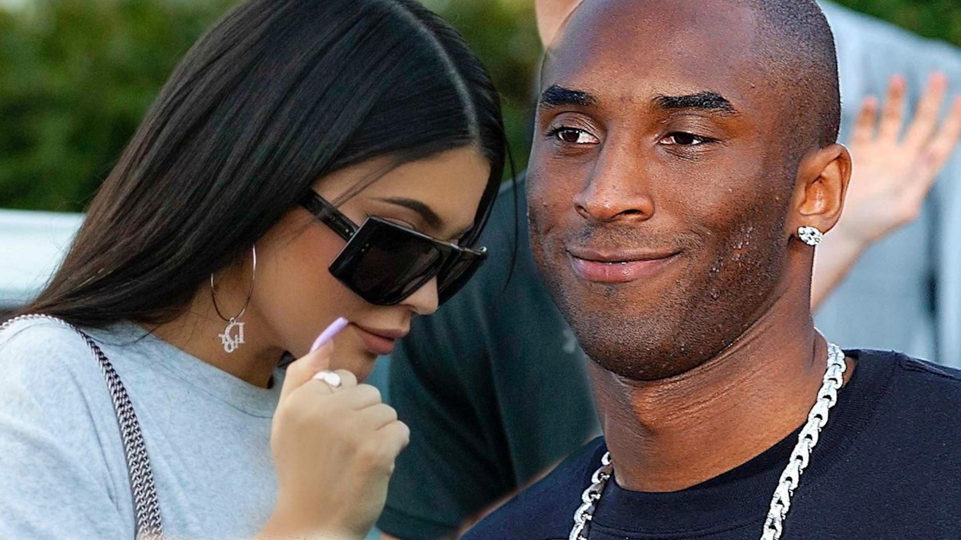 Kylie Jenner latała helikopterem, w którym ZGINĄŁ Kobe Bryant!