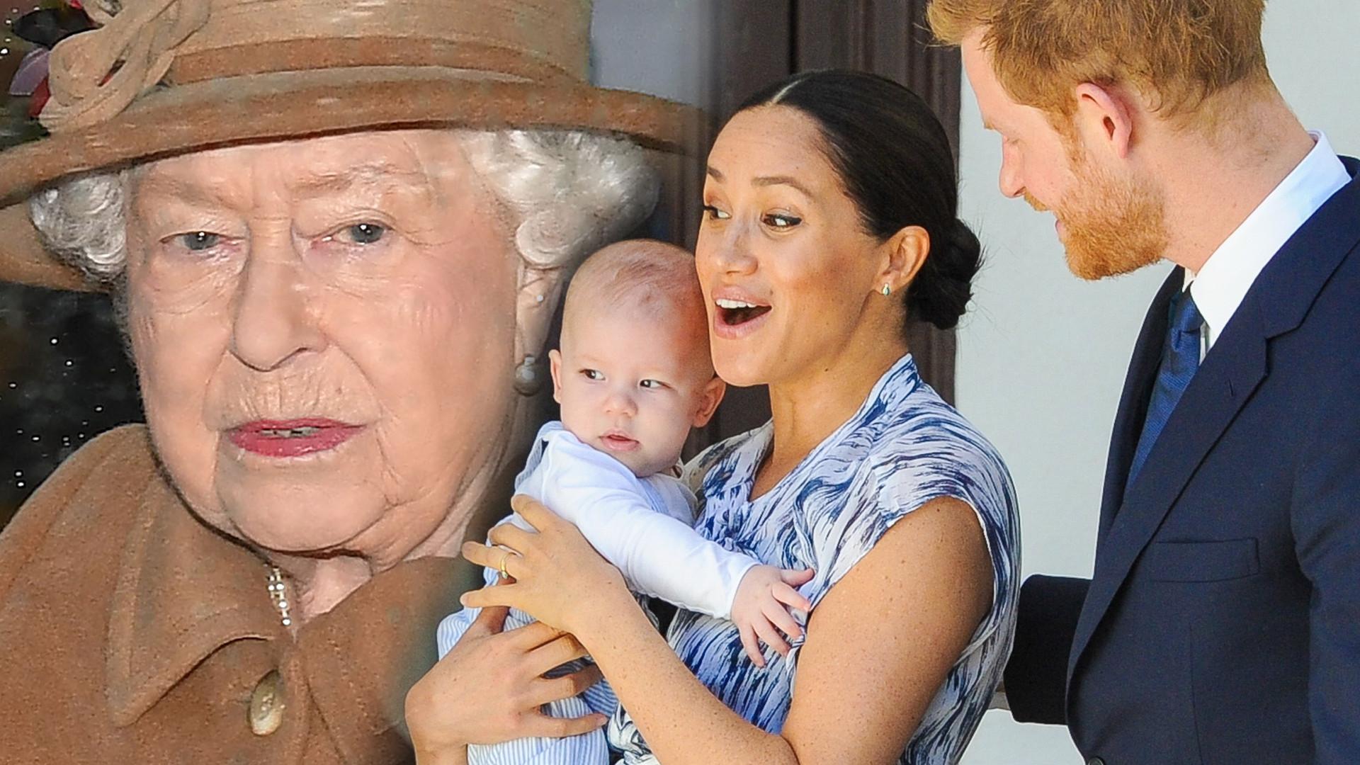 Meghan i Harry STRACĄ tytuły królewskie! Jest NOWE oświadczenie królowej Elżbiety