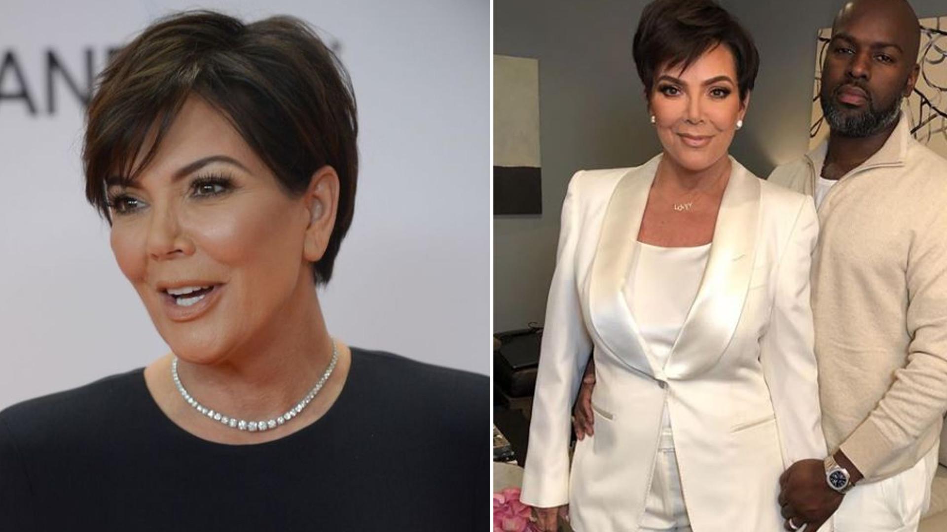 Kris Jenner jest w związku z Corey'em Gamble od 4 lat. Zaczęła zastanawiać się nad małżeństwem?