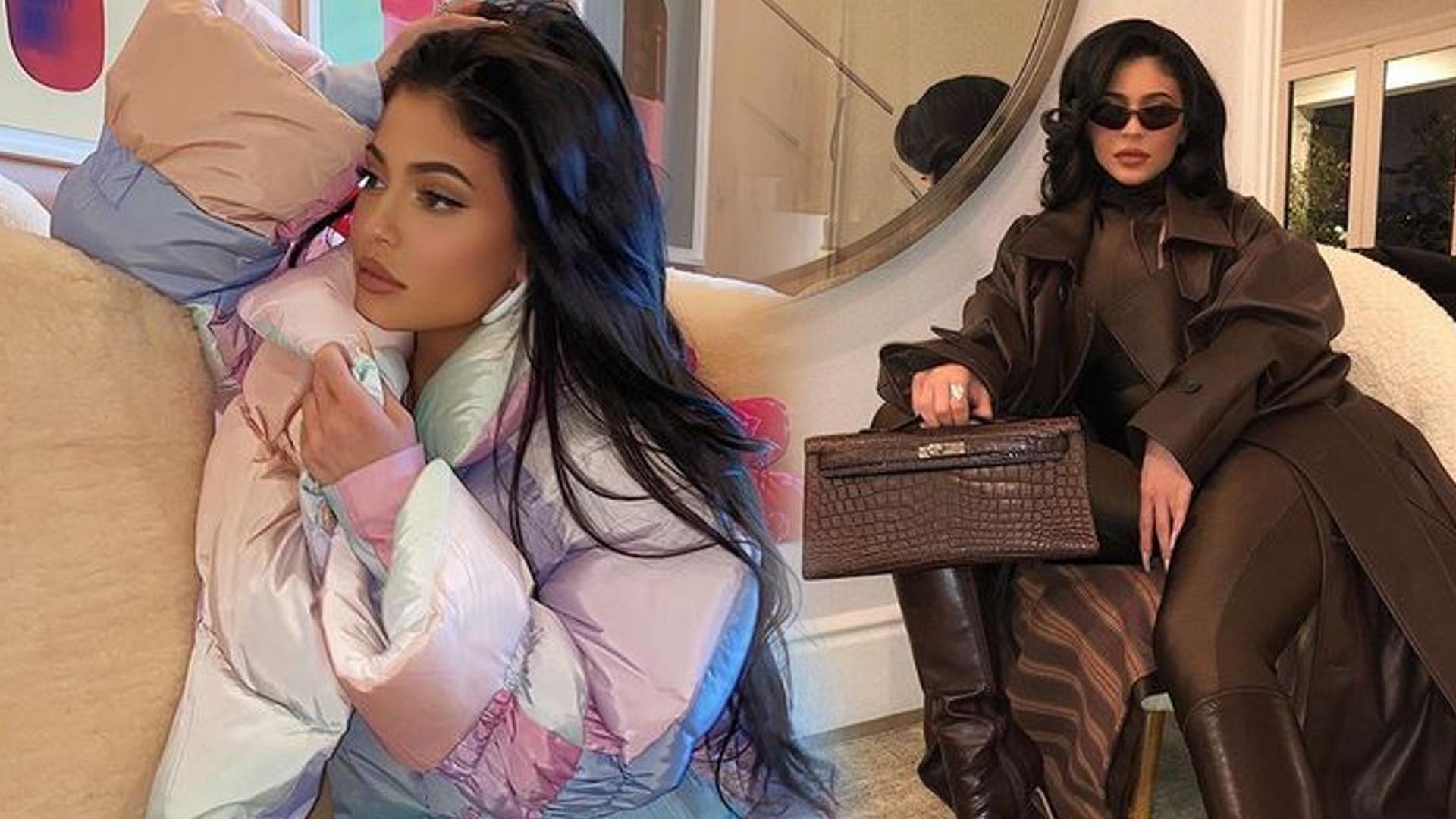 Kylie Jenner posprzątała w swojej garderobie. Efekt? Chcemy taką mieć!