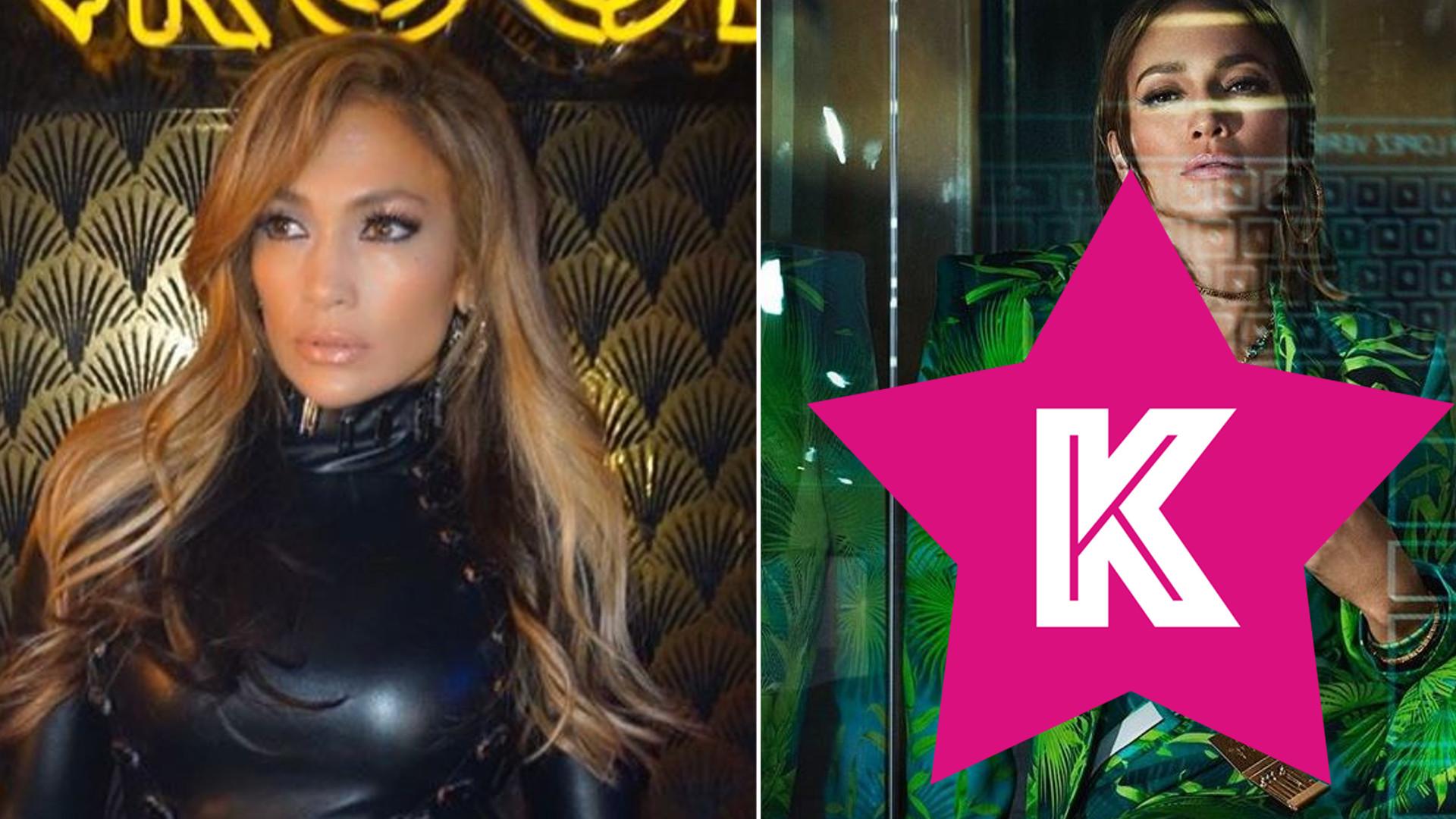 Jennifer Lopez twarzą najnowszej kampanii Versace. Diva wybrała się na siłownię by uczcić sukces