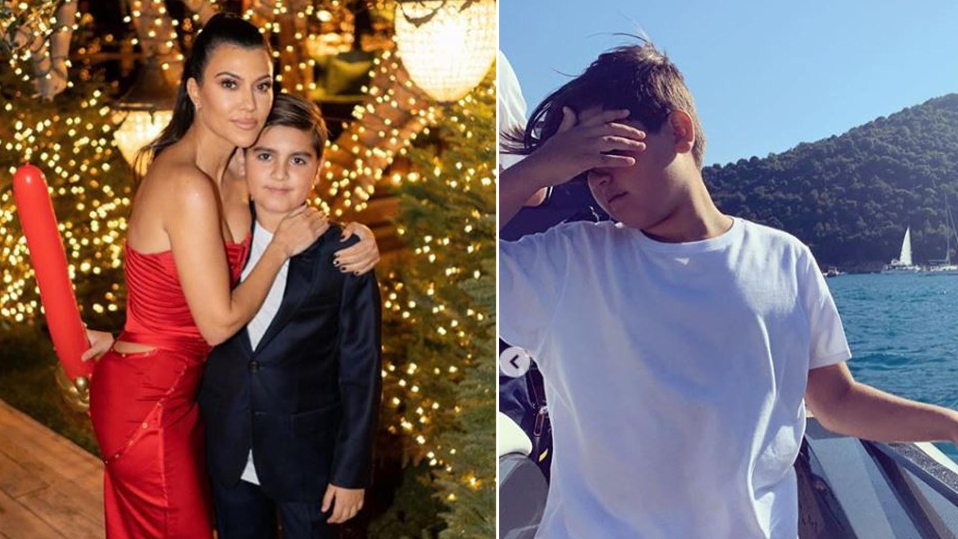 Syn Kourtney Kardashian – Mason Disick podbija Tik Tok'a parodią Kylie Jenner