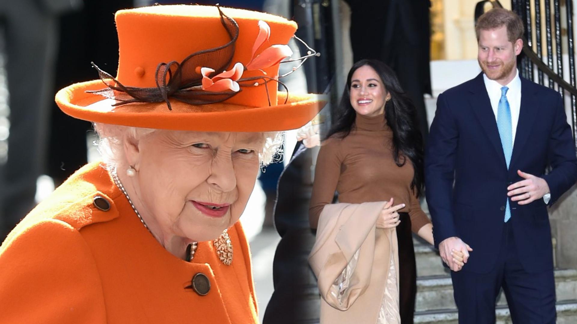Książę Harry CHCIAŁ porozmawiać z Królową, ale nie został WPUSZCZONY przez dworzan