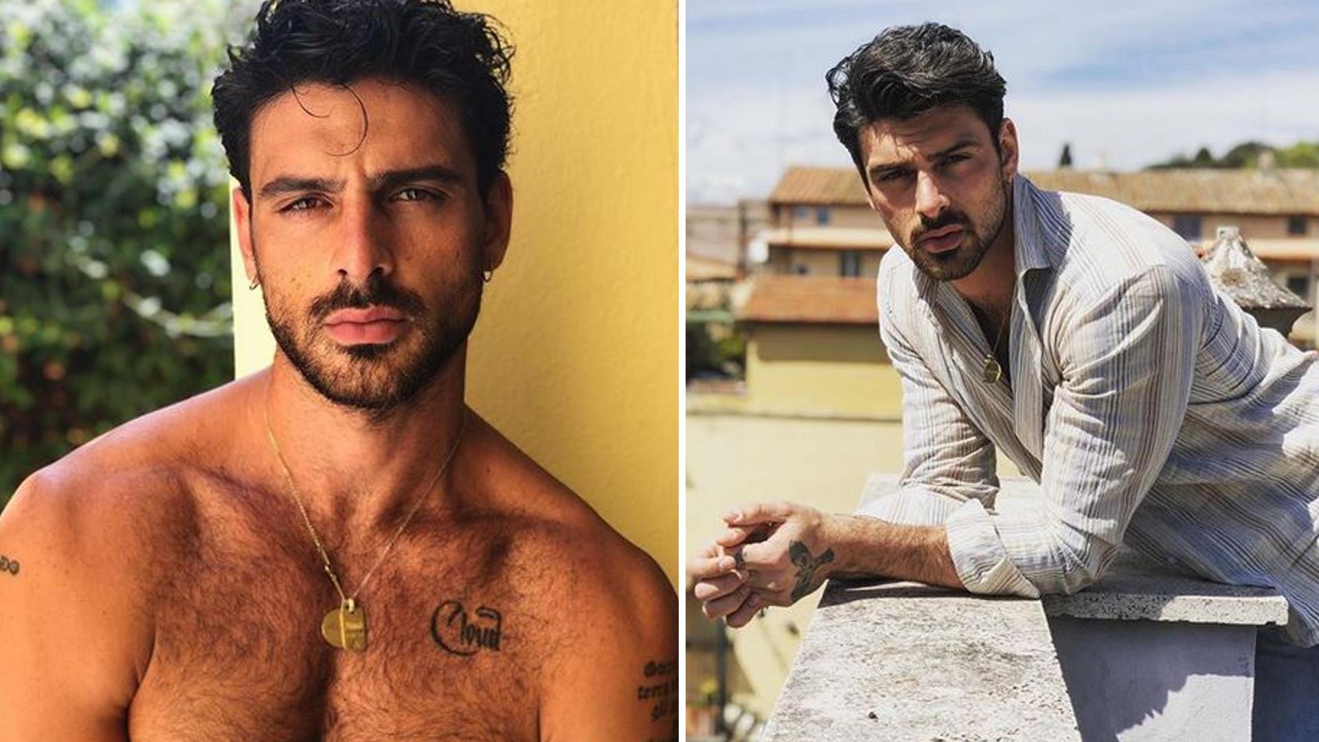 Michele Morrone ma dwóch SYNÓW. Podobni do taty? (FOTO)