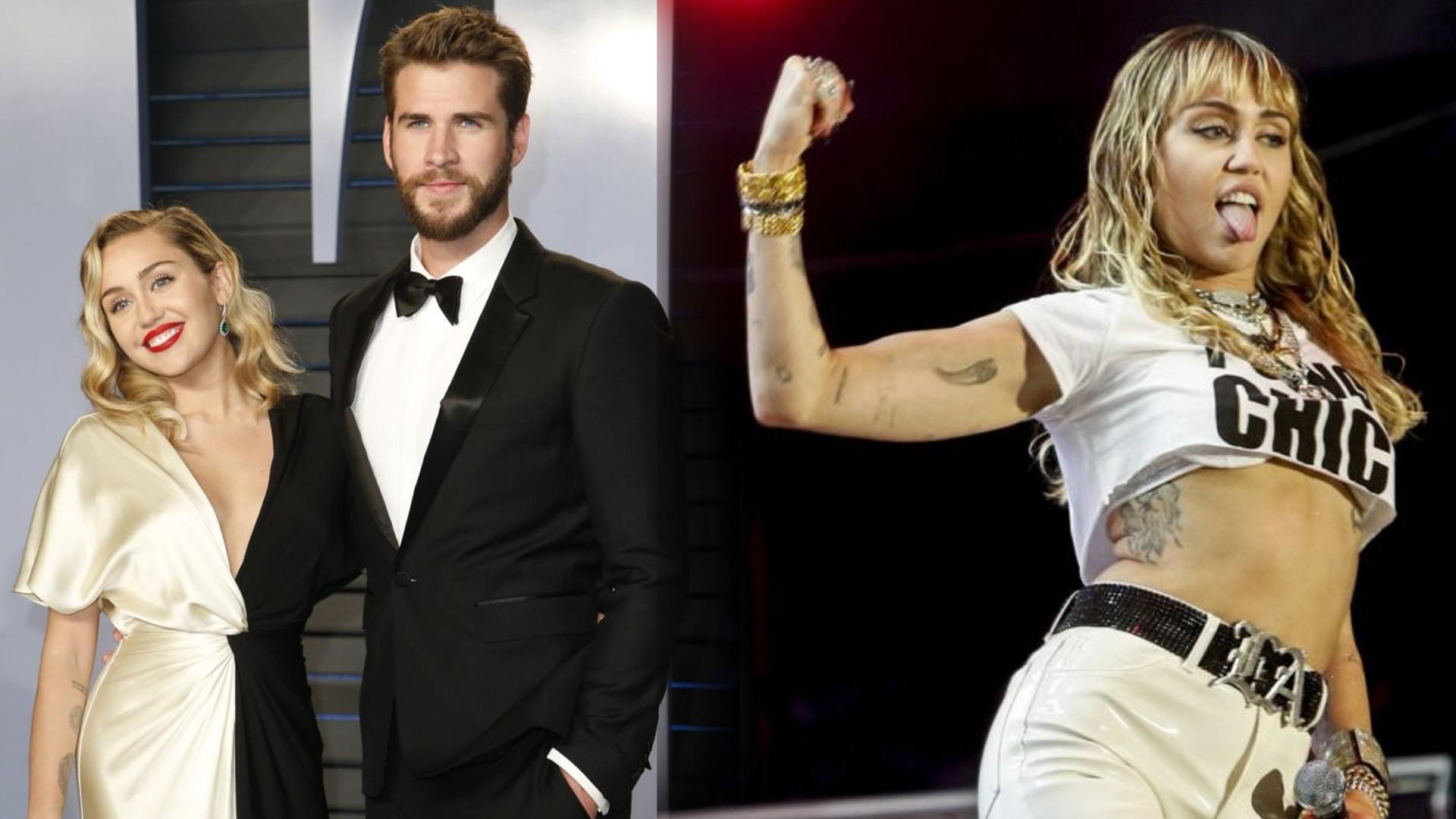 Liam Hemsworth zamieszkał z nową dziewczyną! Miley poczuła ukłucie zazdrości?