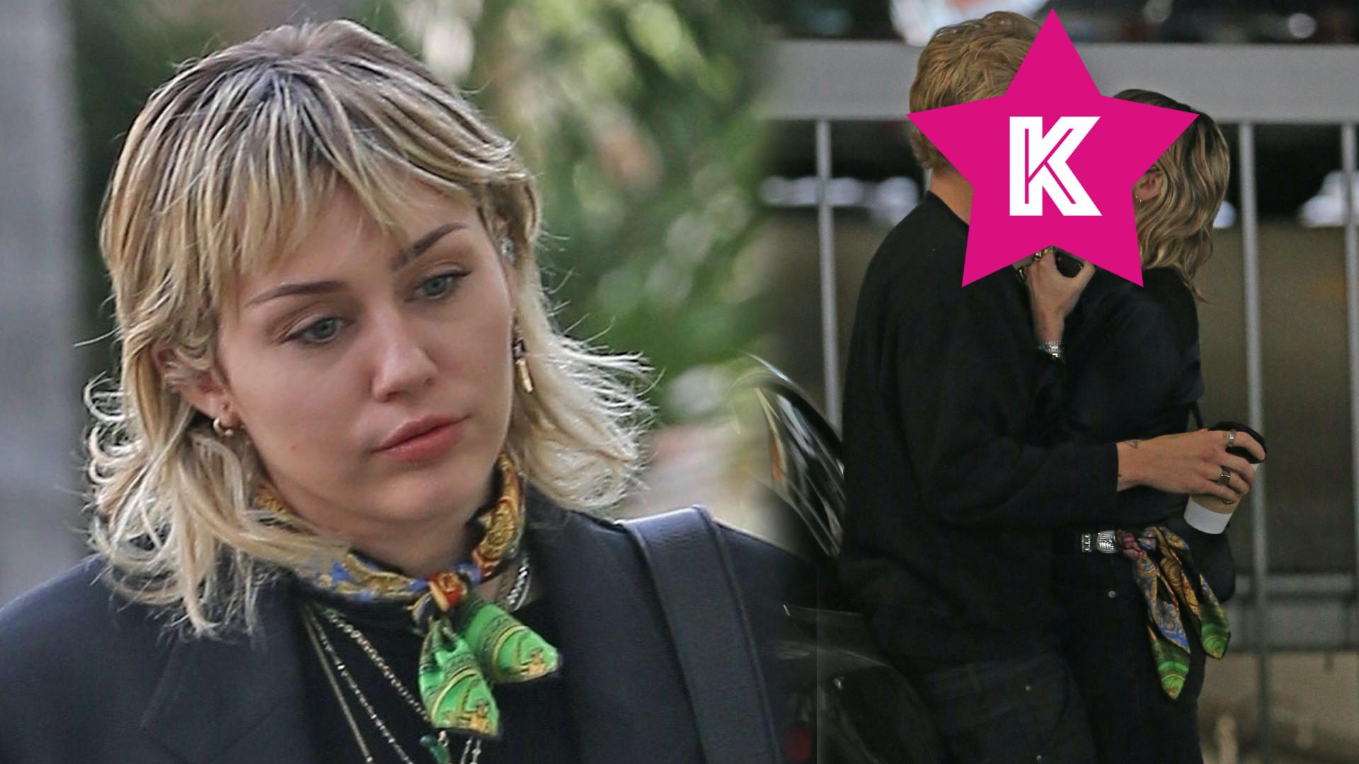 Miley Cyrus i Cody Simpson w namiętnym pocałunku. Cyrus chce dopiec Liamowi Hemsworth'owi?