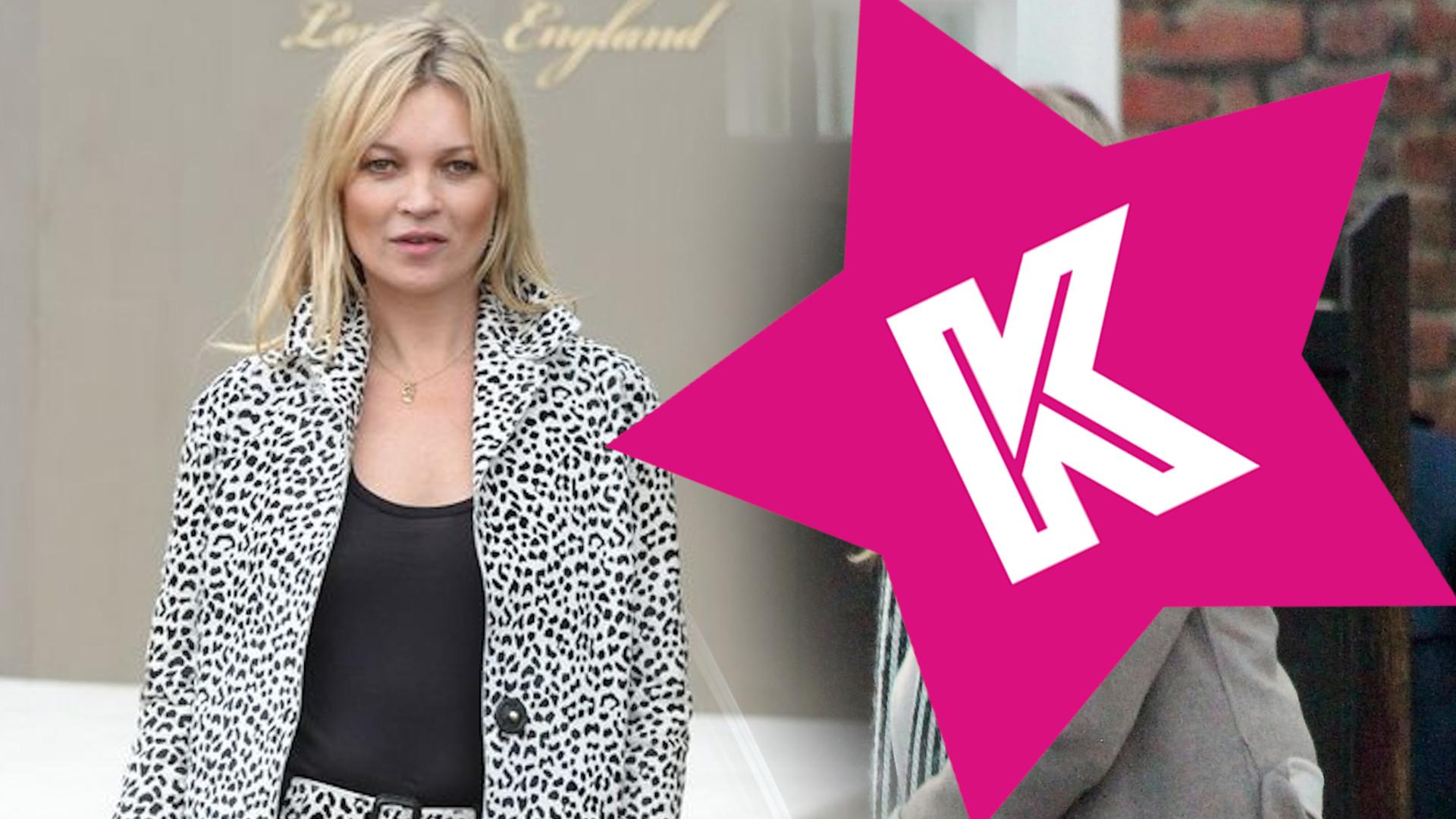 Kate Moss w NATURALNEJ odsłonie. Poznalibyście ją?