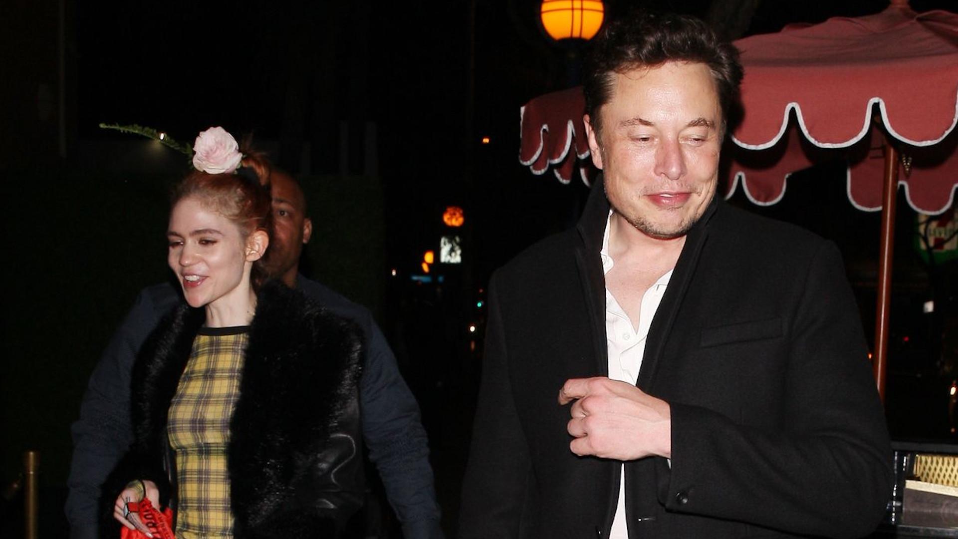 Elon Musk i Grimes zostali rodzicami