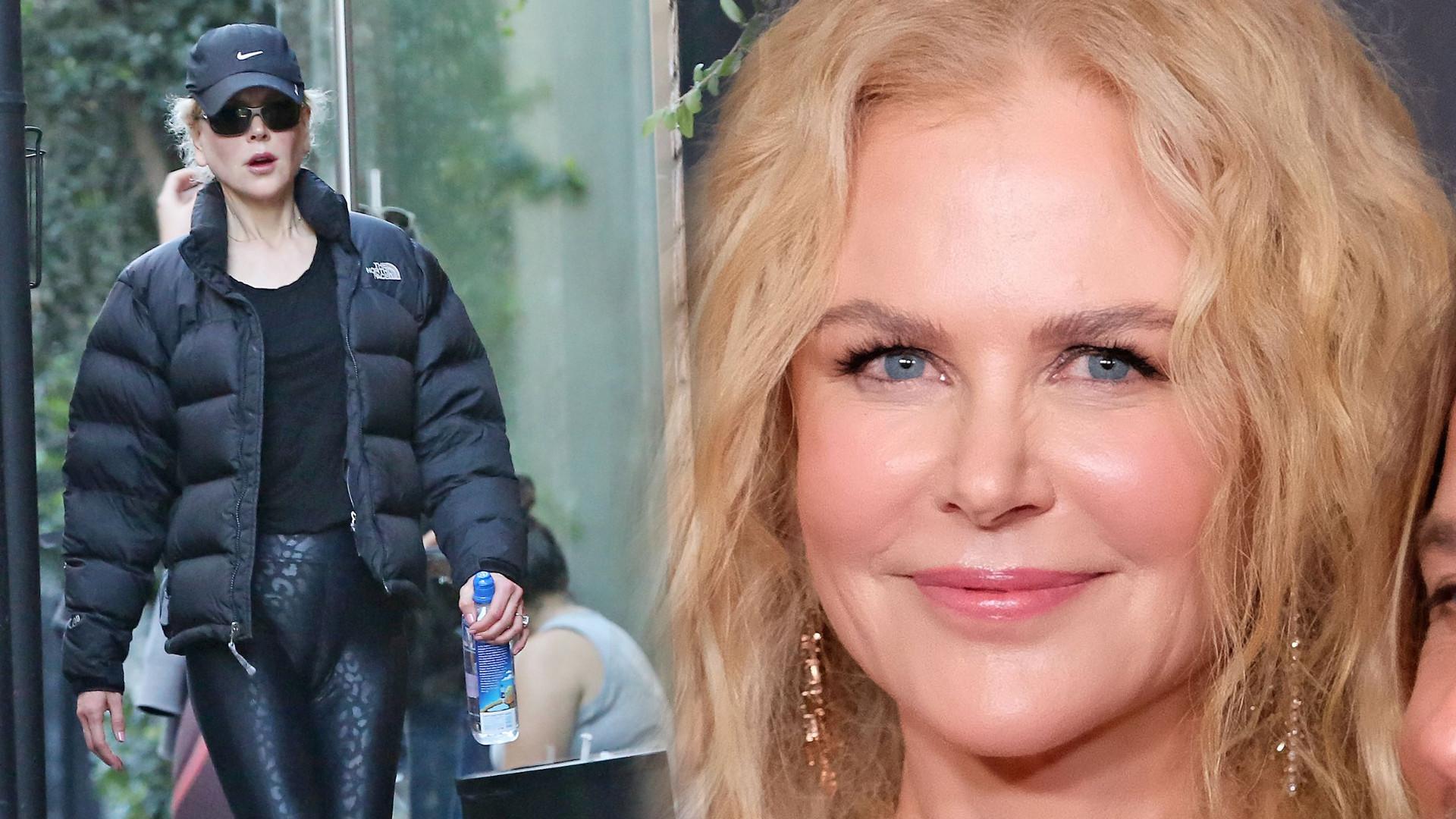 Nicole Kidman ma 52 lata a figurę jak 18-nastka! (FOTO)
