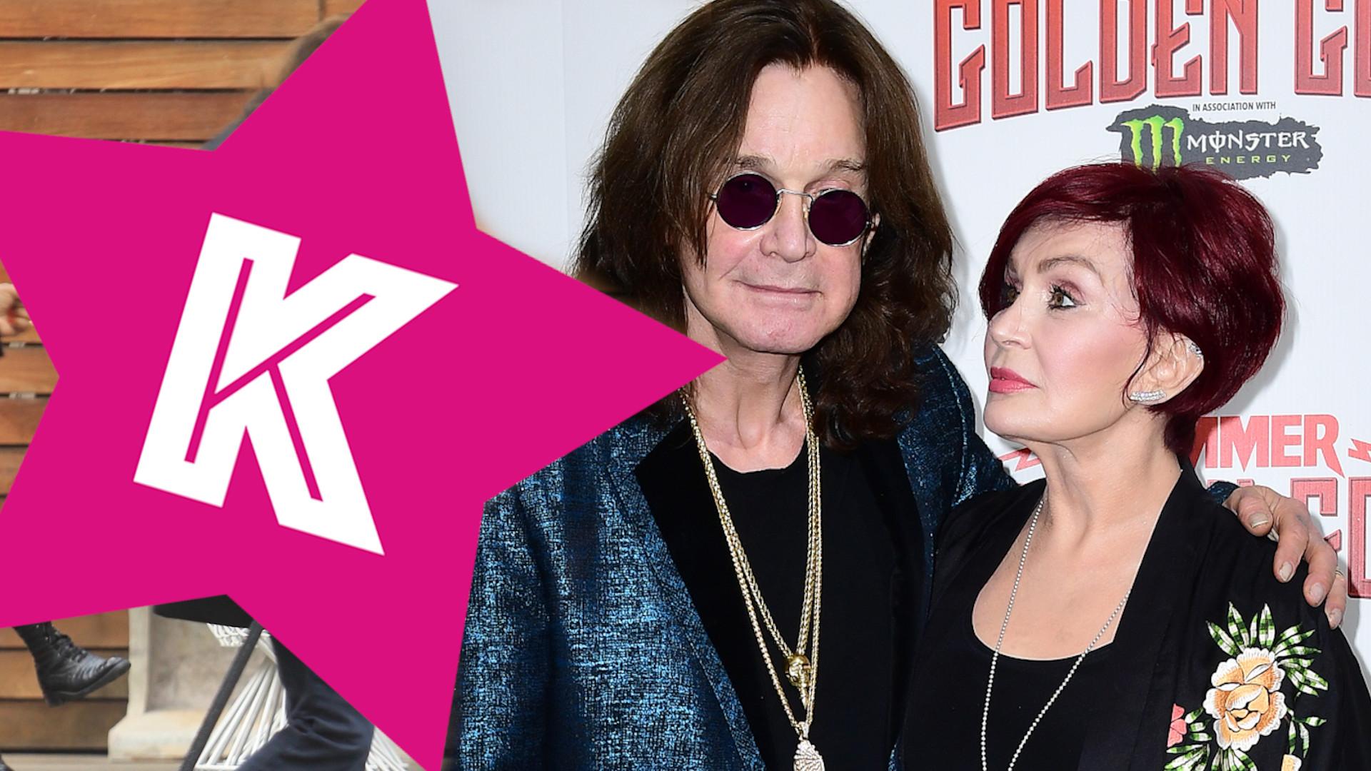 Ozzy Osbourne CHORUJE na Parkinsona. Muzyk chodzi o lasce