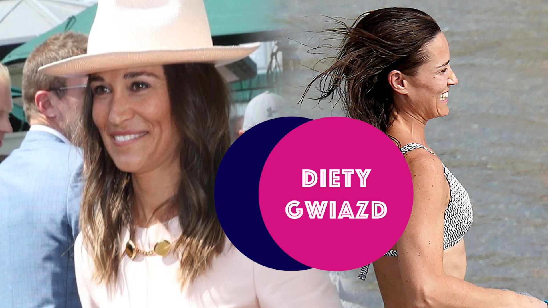 Pippa Middleton ostatnio ZACHWYCIŁA figurą – wiemy, co je, żeby tak wyglądać (DIETY GWIAZD)