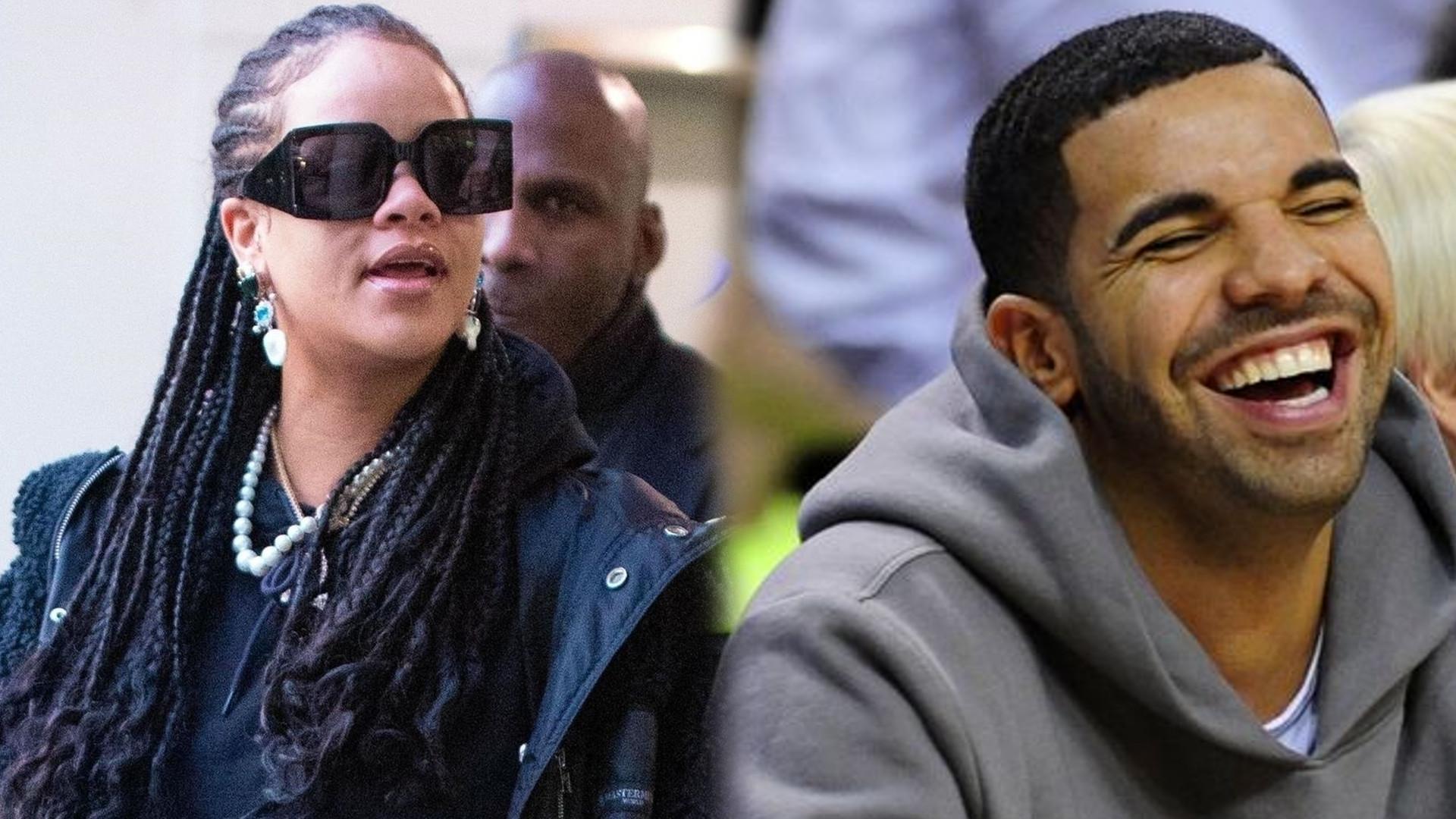 Stara miłość nie rdzewieje? Rihanna i Drake znowu się spotykają!