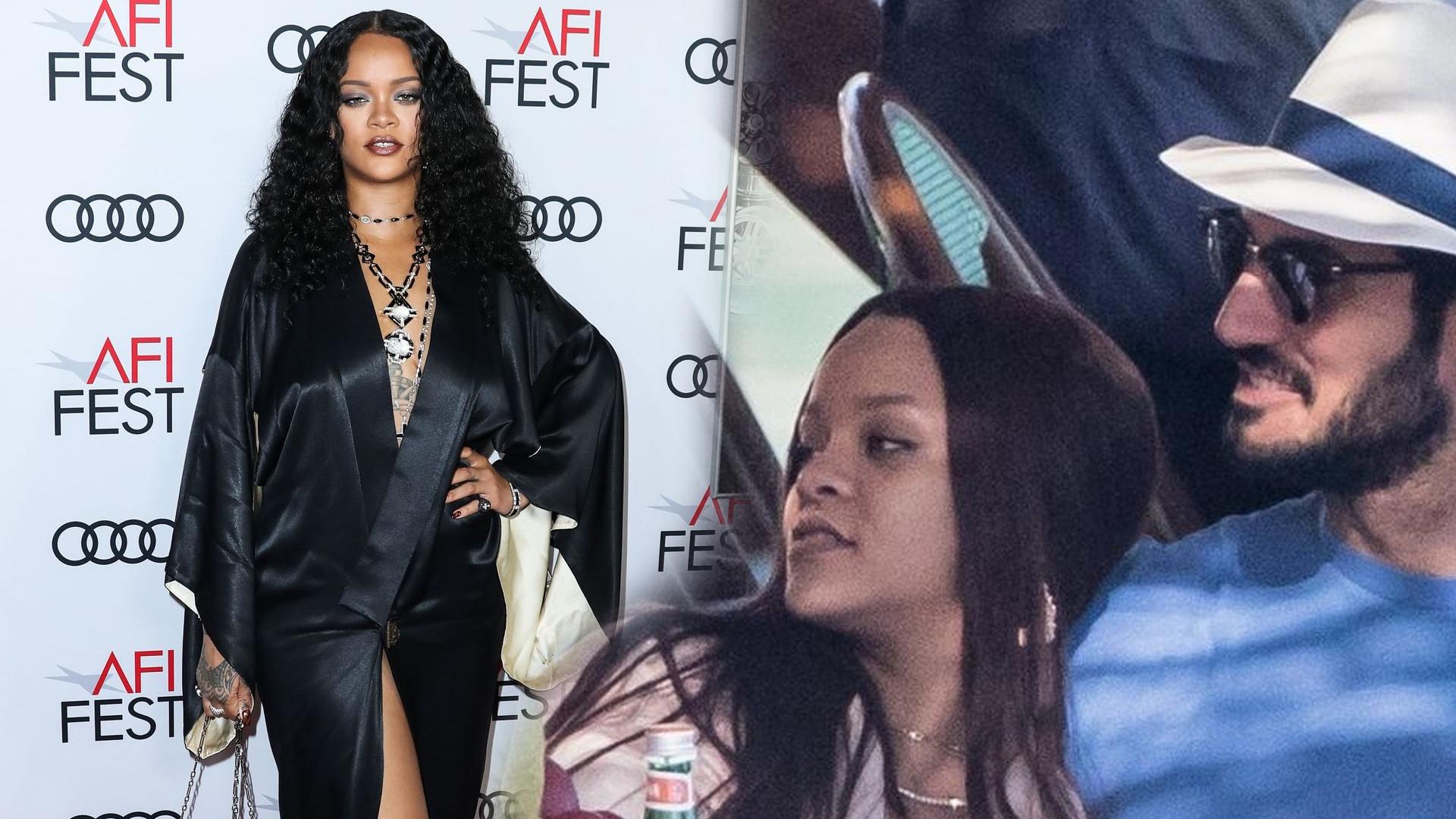 """Wiemy dlaczego Rihanna rozstała się z Hassanem Jameelem! Diva pozostała """"wierna sobie"""""""