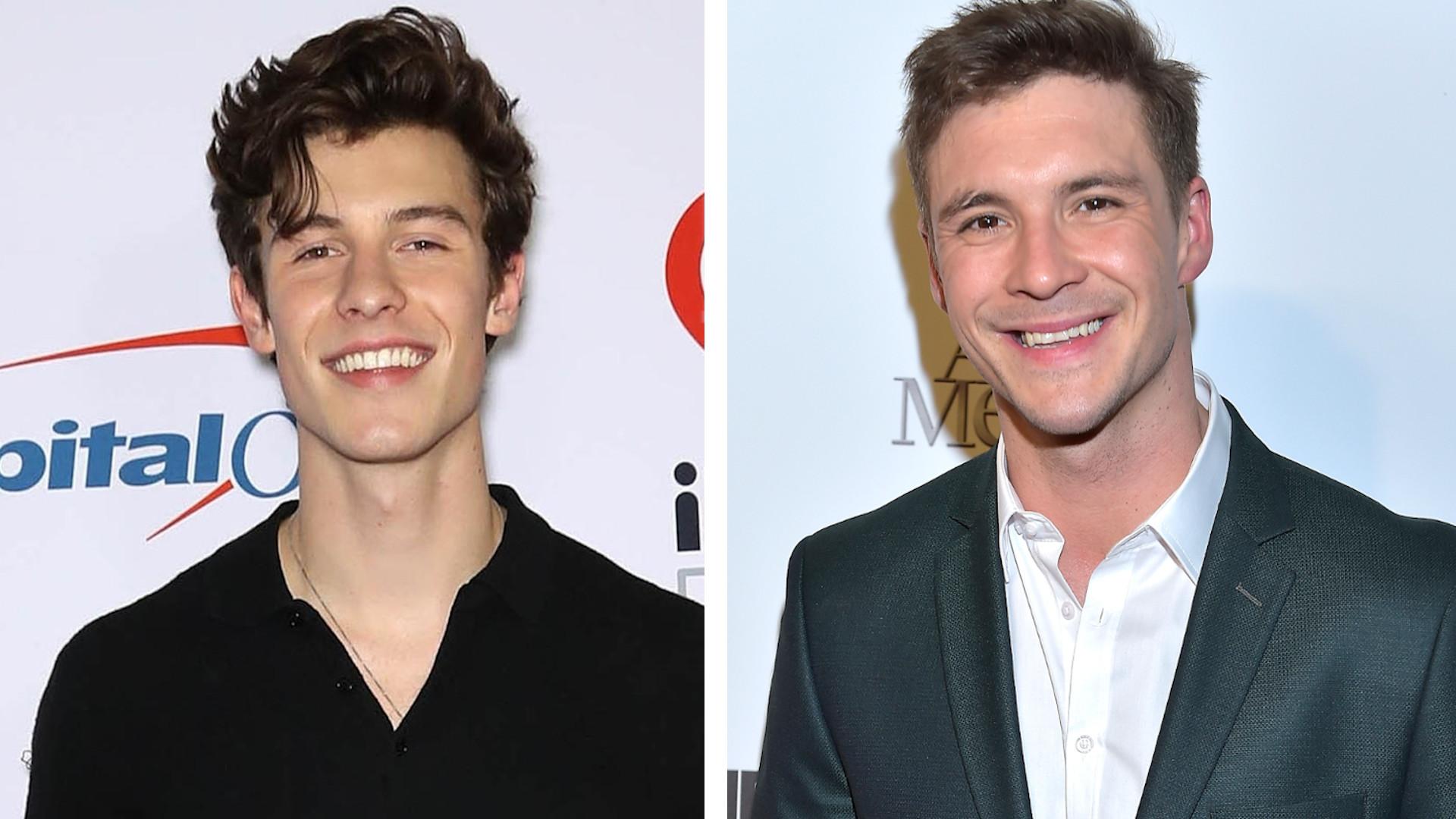 Mikołaj Roznerski w młodości wyglądał jak Shawn Mendes? (ZDJĘCIE)