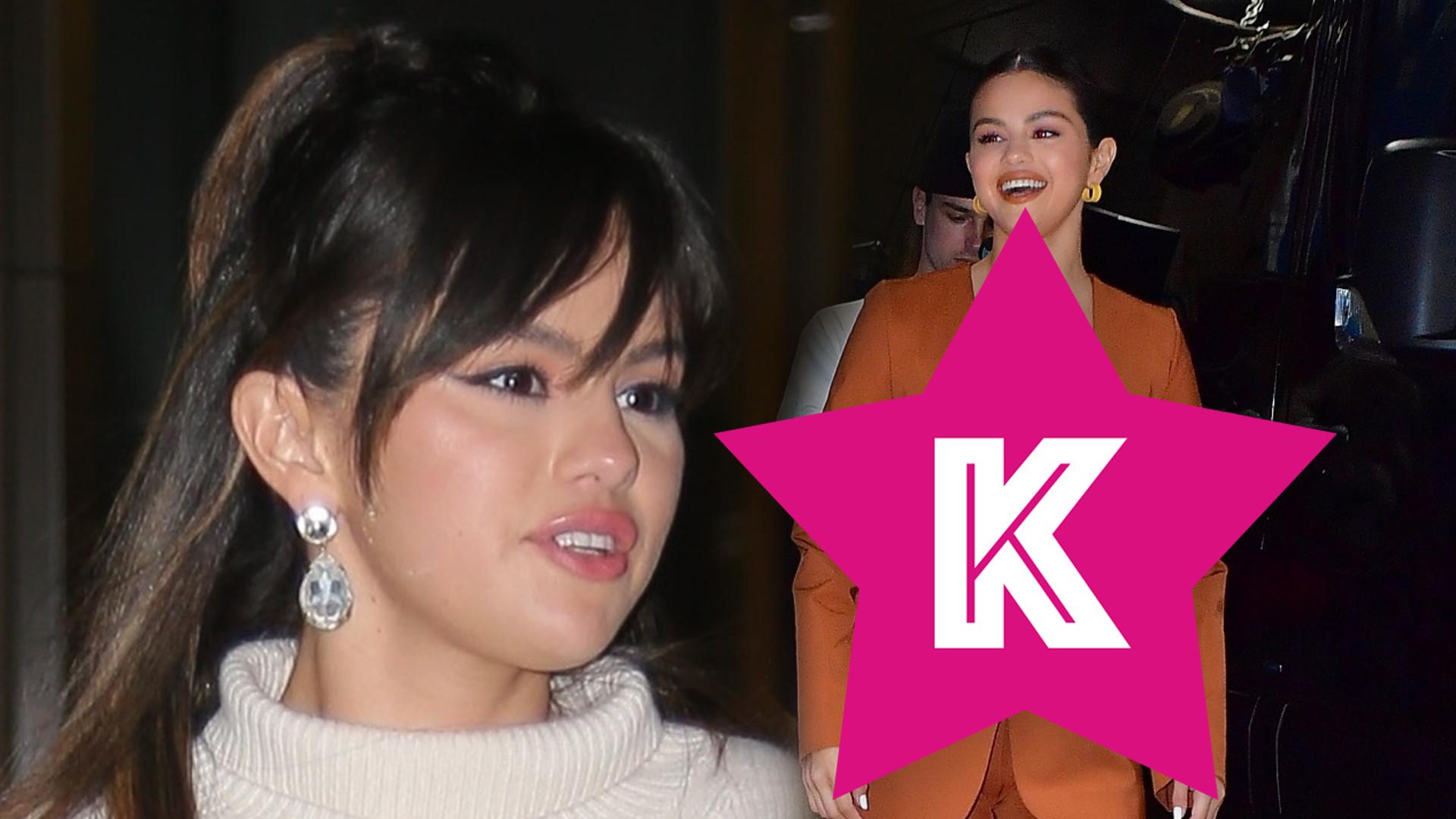 WOW! Selena Gomez w tej stylizacji wygląda jak Meghan Markle (FOTO)