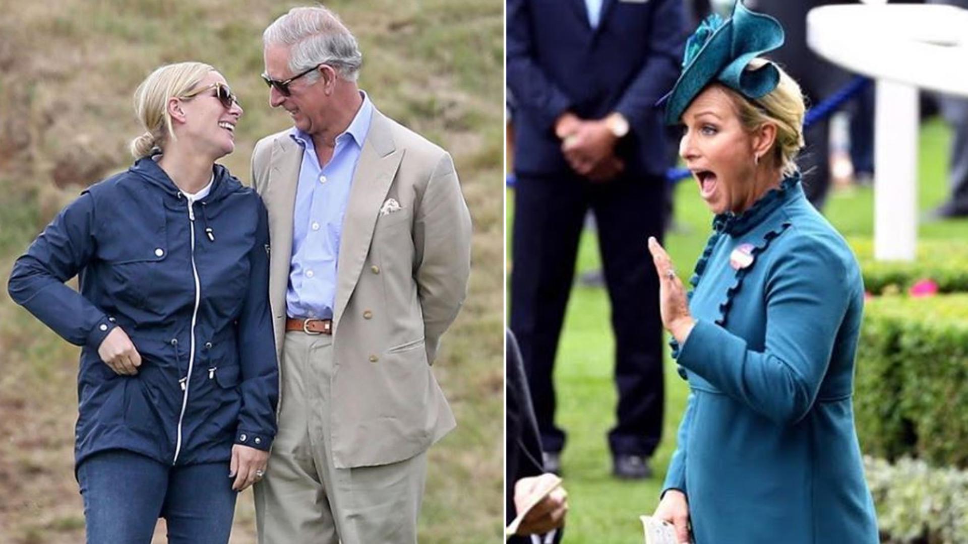 Skandal na królewskim dworze! Wnuczka królowej Elżbiety dostała zakaz prowadzenia pojazdów