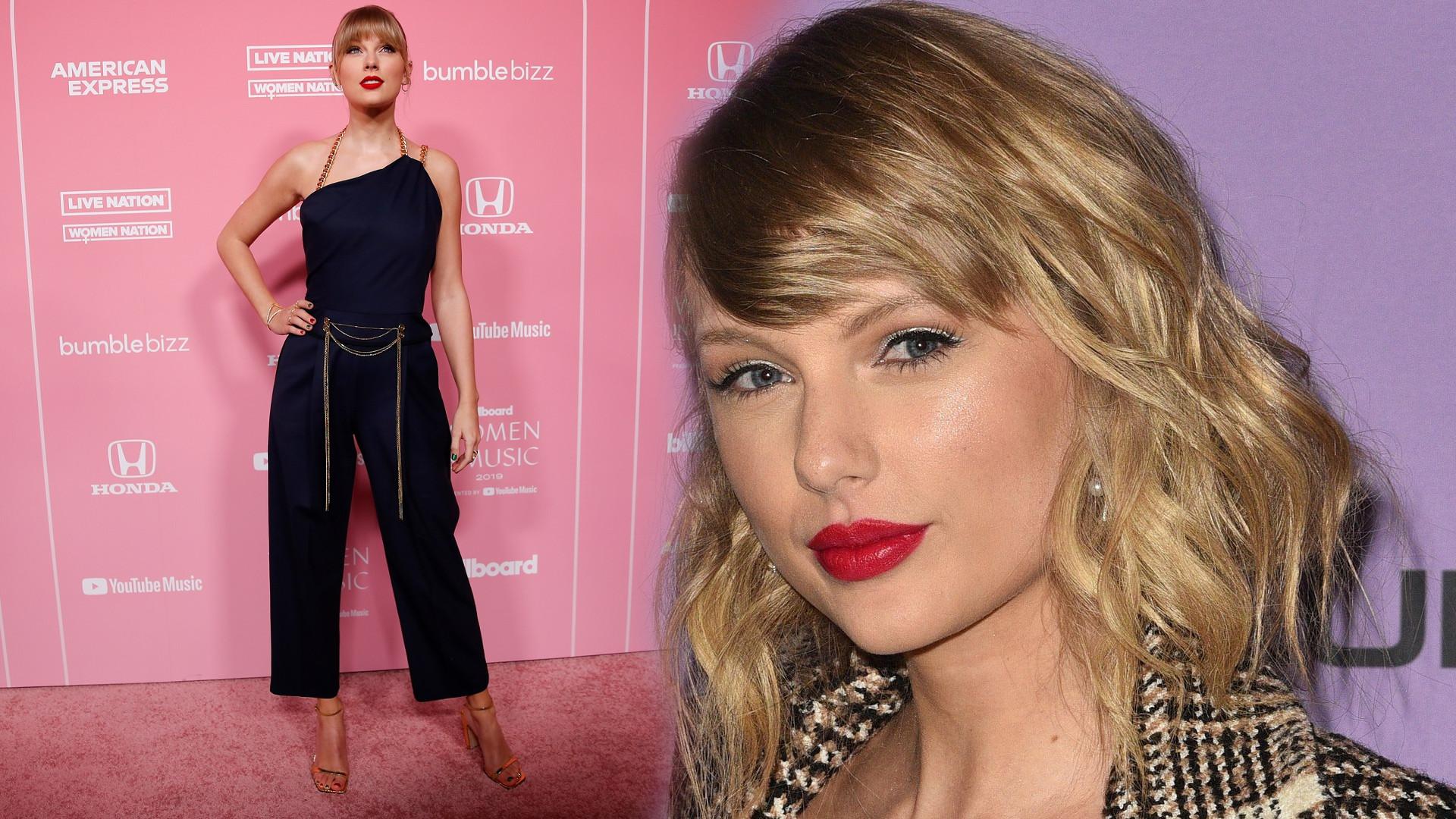 """Taylor Swift szczerze zaburzeniu odżywiania """"Nie jestem z tego dumna"""""""
