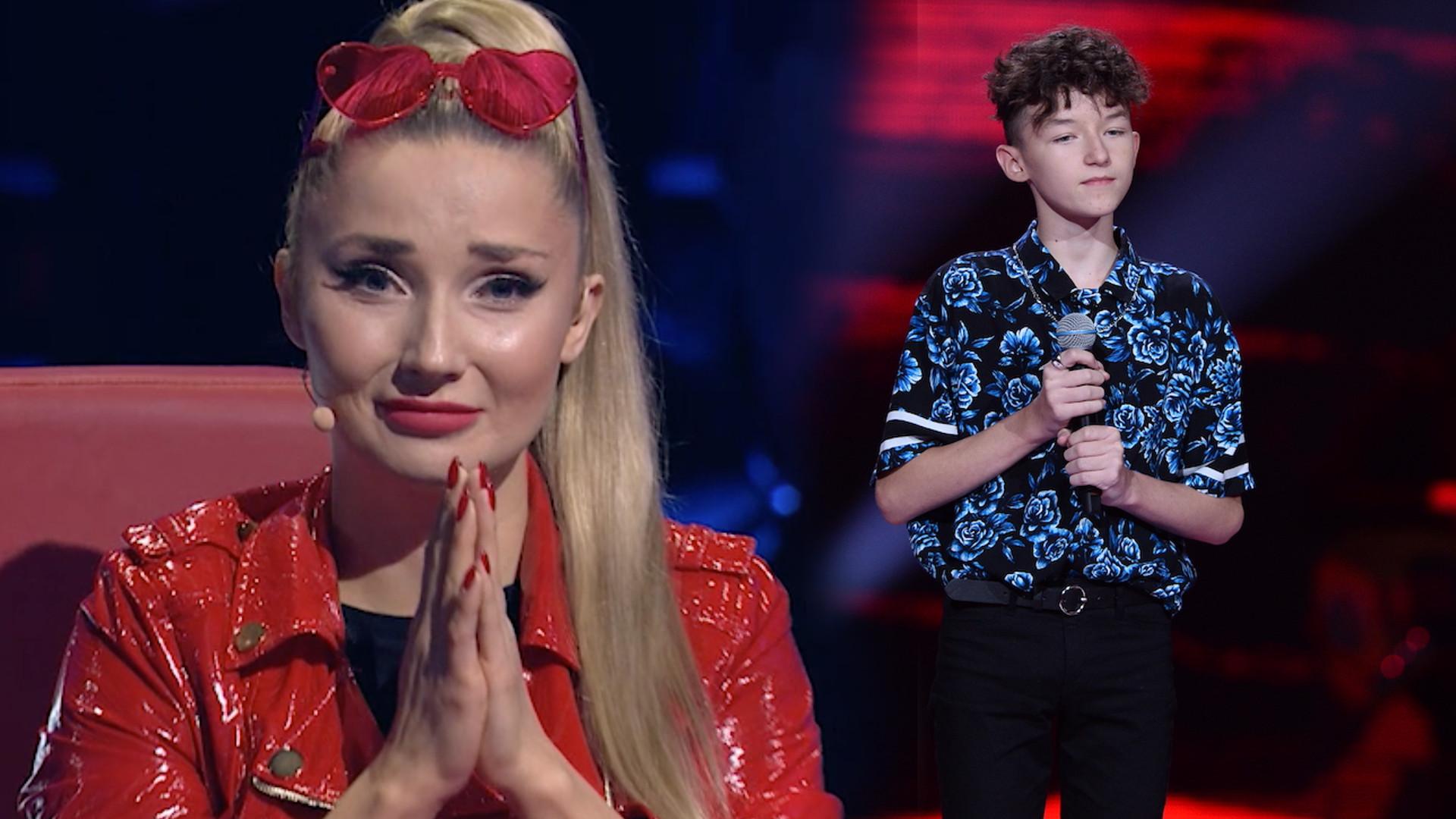 """Tego 13-latka nazwano objawieniem """"The Voice Kids"""". Zostanie nową gwiazdą?"""