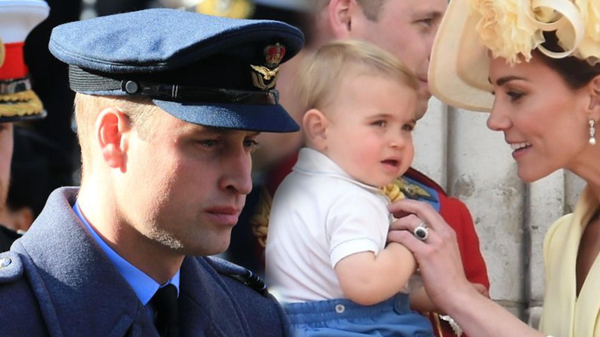 Książę William NIE CHCE mieć więcej dzieci