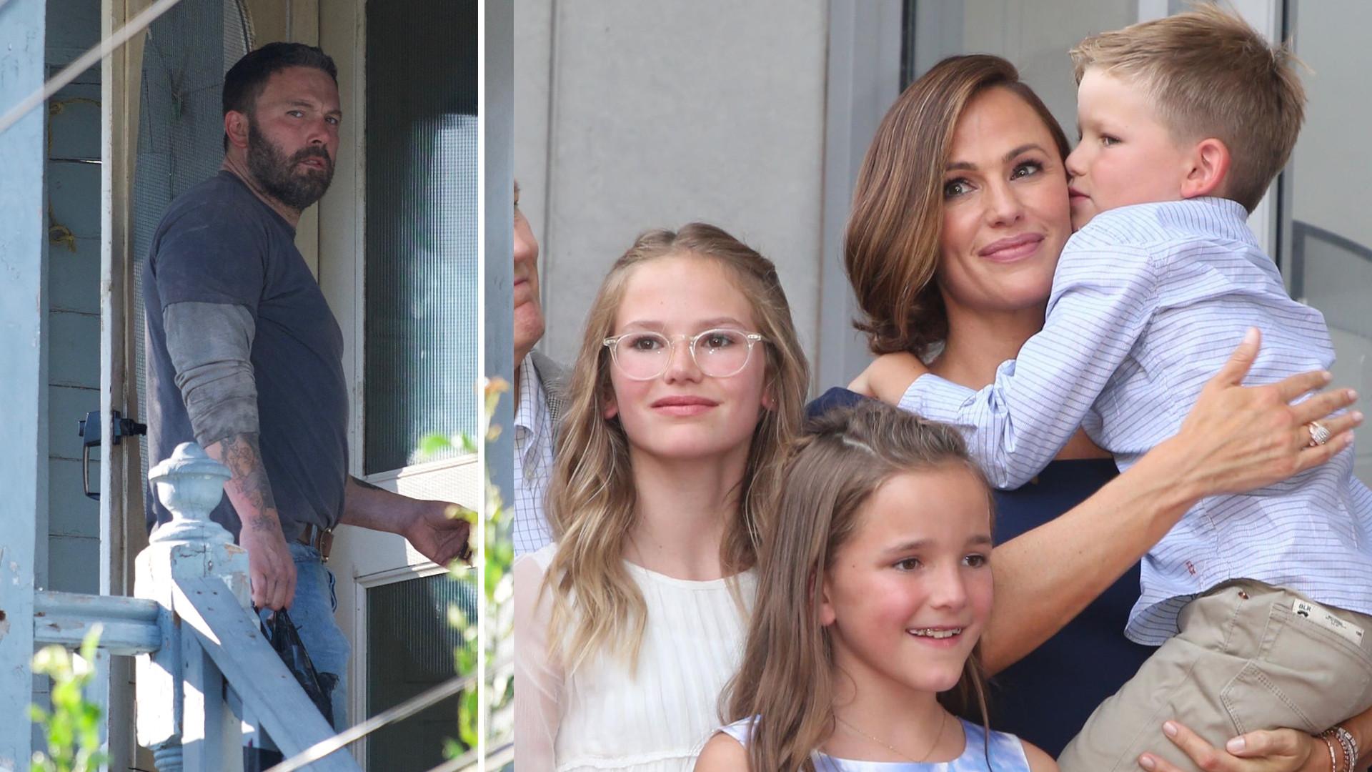 Ben Affleck: Najbardziej ŻAŁUJĘ ROZWODU z Jennifer Garner