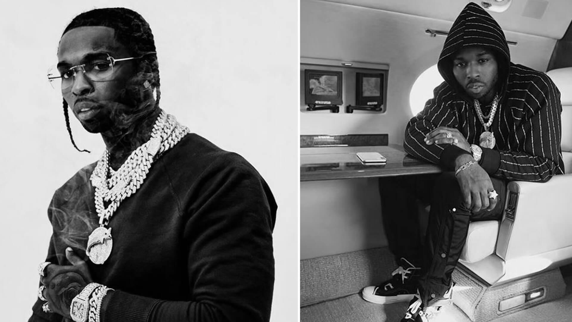 SZOK! Amerykański raper Pop Smokezastrzelony we własnym domu
