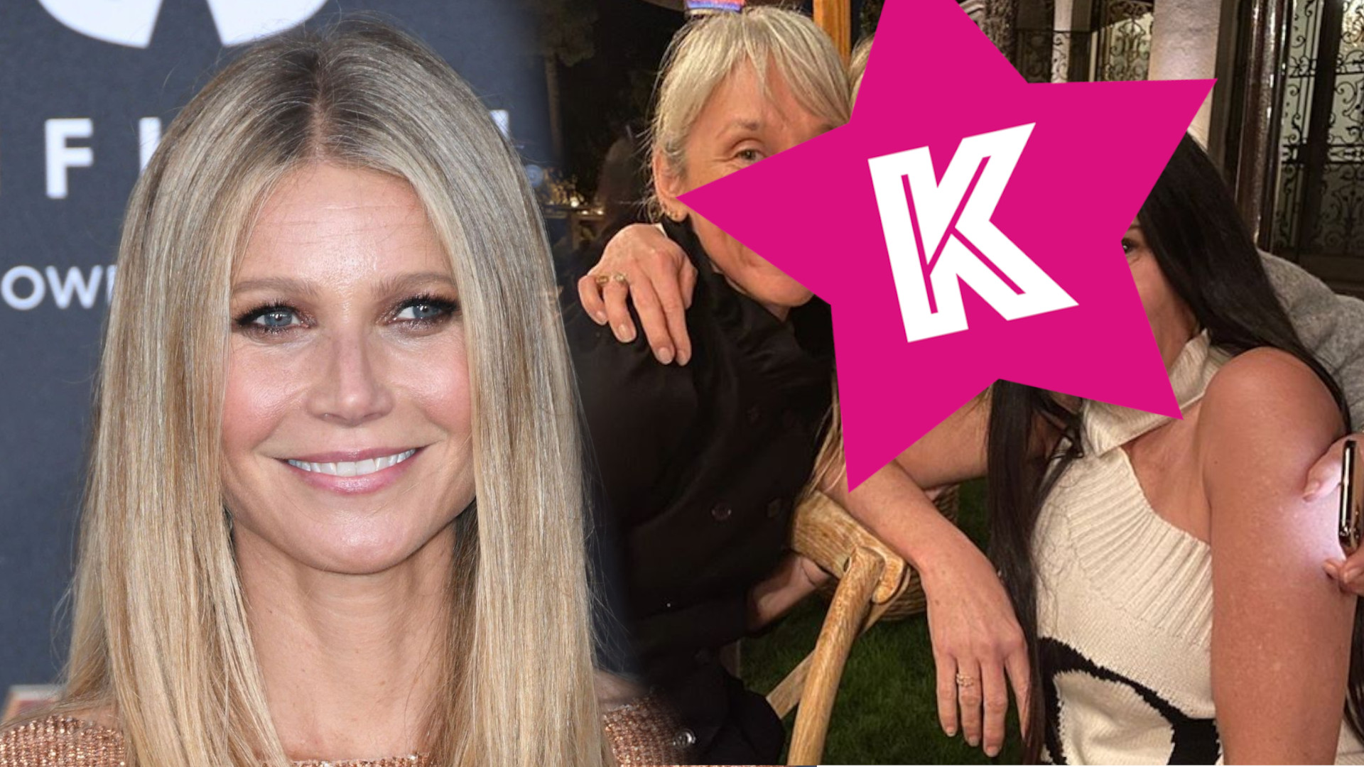 Impreza Gwyneth Paltrow przejdzie do historii. Co ona wymyśliła!