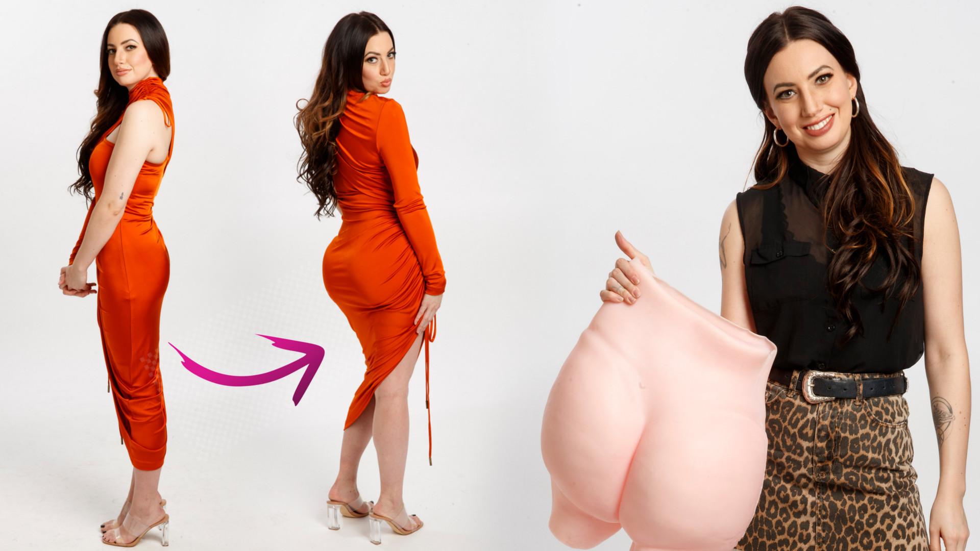 Świat się kończy! Za 450 dolarów możesz sobie kupić PUPĘ Kim Kardashian (ZDJĘCIA)