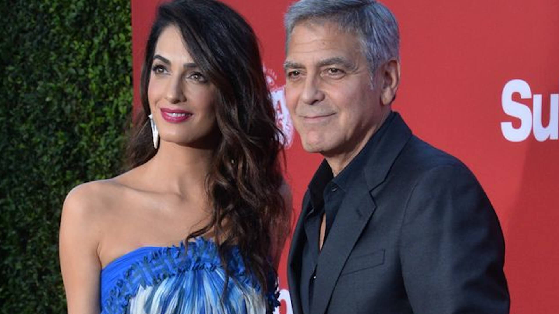 Droga posiadłość George'a Clooneya zalana przez POWÓDŹ!