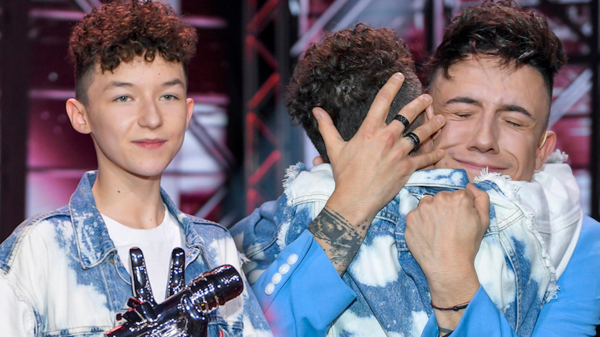 """To on wygrał """"The Voice Kids"""". Kim jest Marcin Maciejczak? (ZDJĘCIA)"""