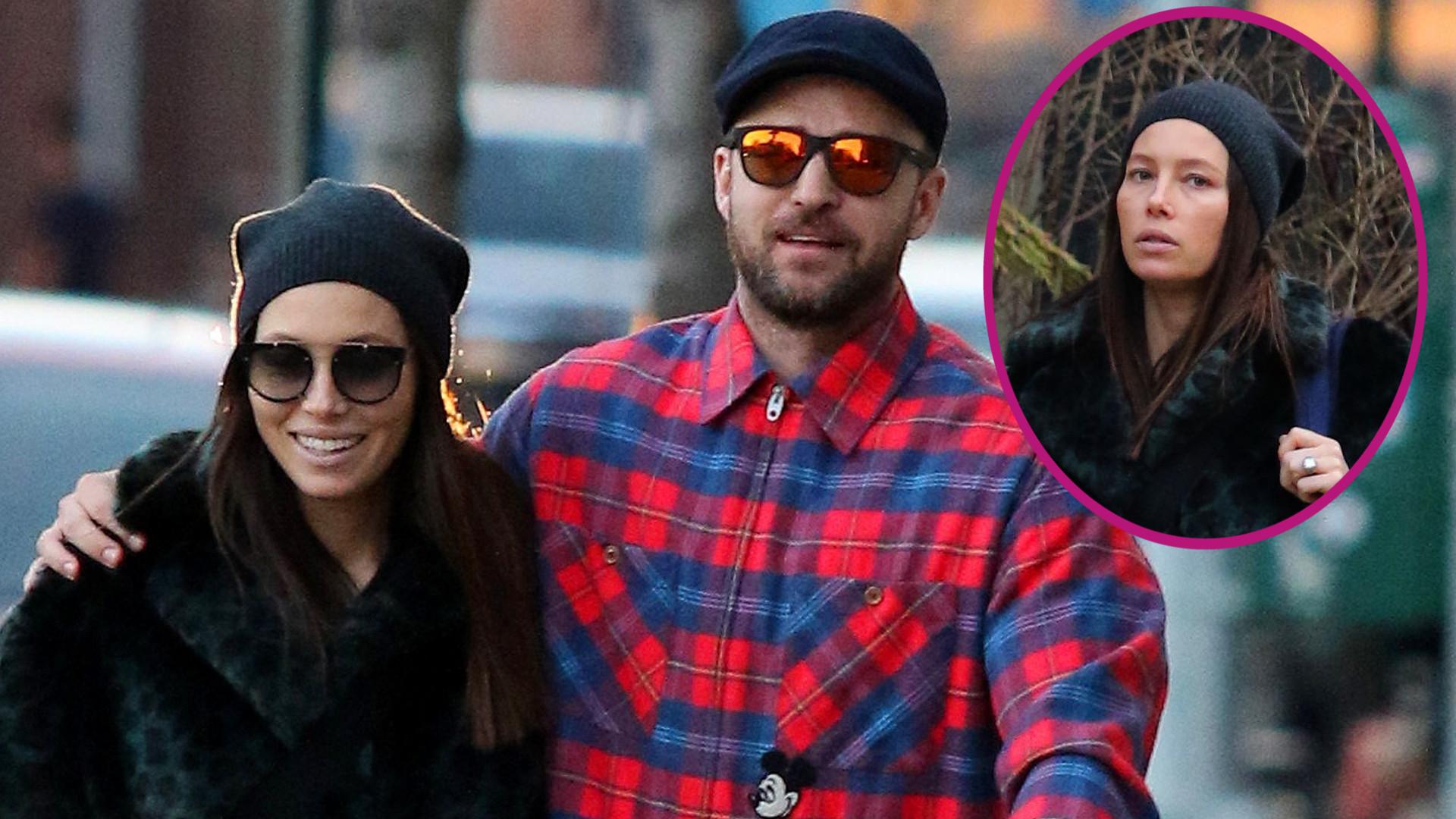 Jessica Biel i Justin Timberlake demonstrują swoją MIŁOŚĆ, gdy nagle… (ZDJĘCIA)
