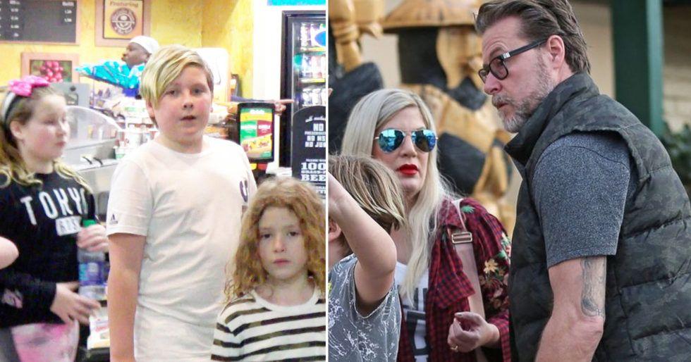 Wstrząsające wyznanie Tori Spelling: jej dzieci są PRZEŚLADOWANE przez rówieśników