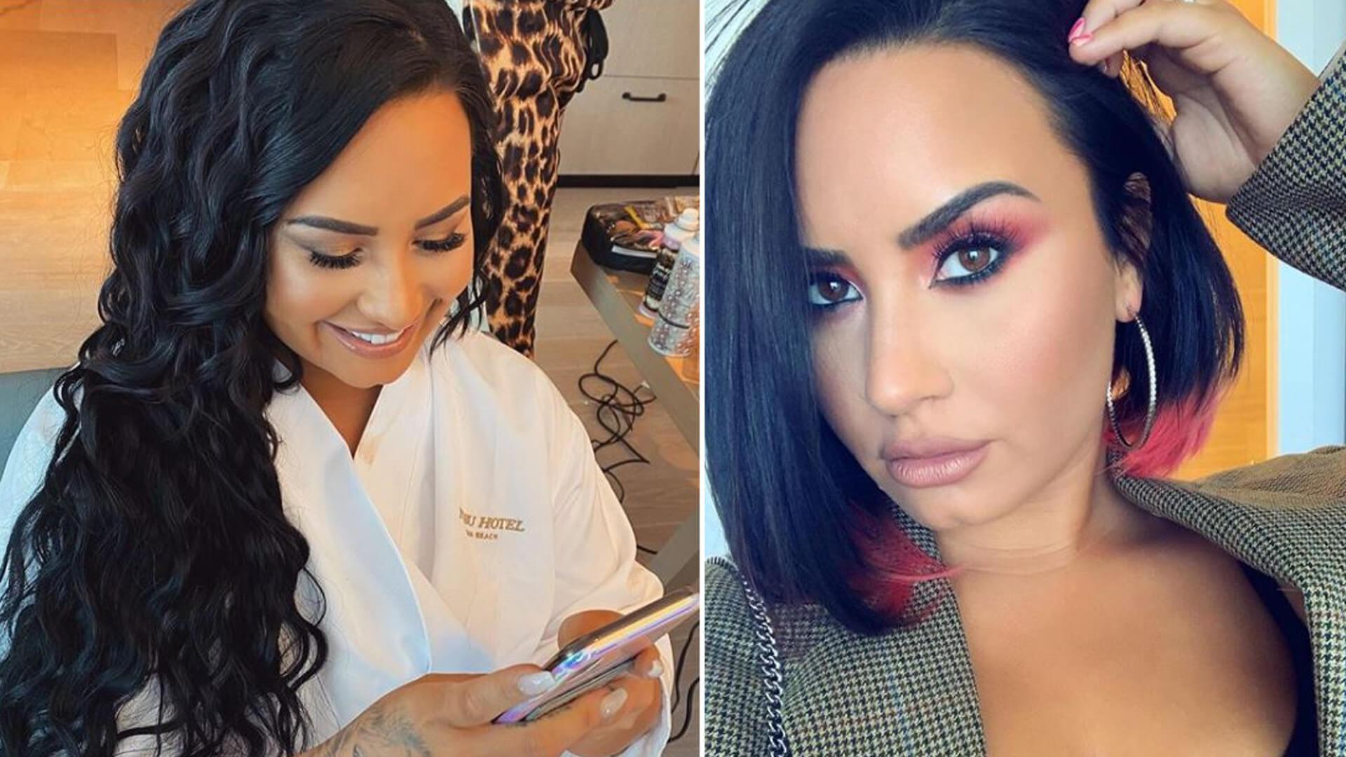 Demi Lovato bez makijażu wygląda jak NASTOLATKA. W wersji naturalnej o wiele lepiej – piszą fani