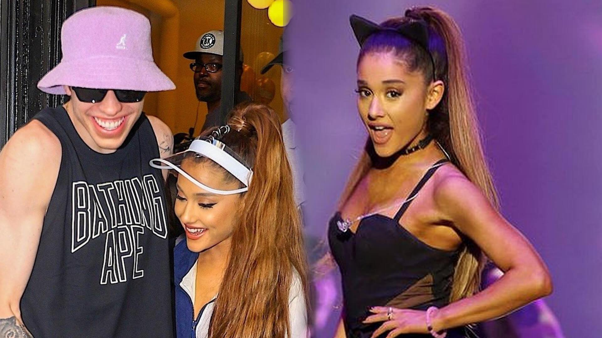 Pete Davidson zdradził, jak wyglądały kulisy rozstania z Arianą Grande