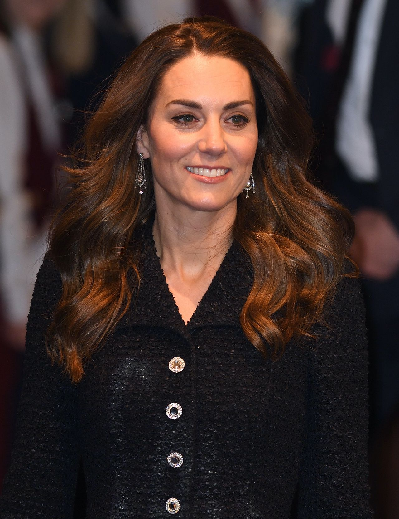 Księżna Kate ma piękną skórę