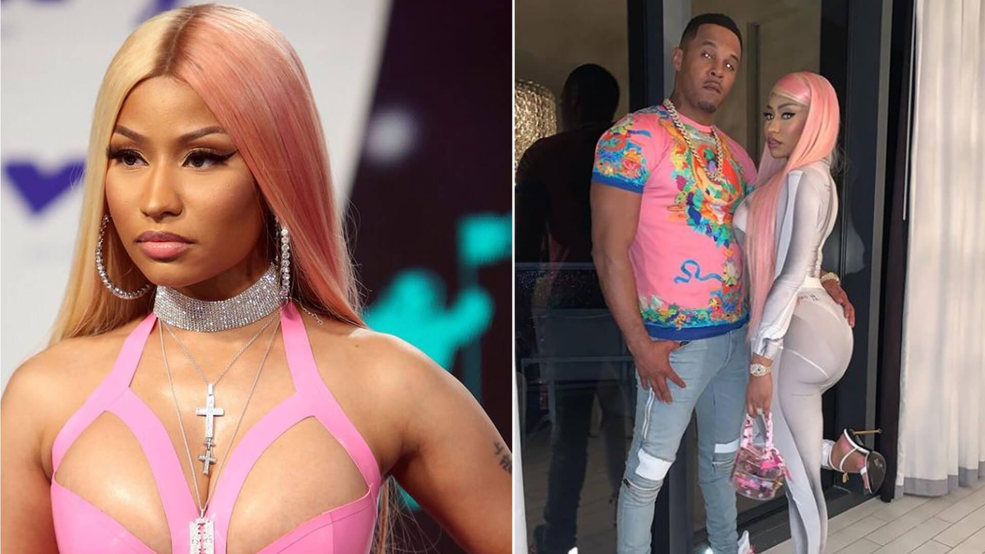 Dawno niewidziana Nicki Minaj szaleje na karnawale, podczas gdy jej brat gnije w więzieniu
