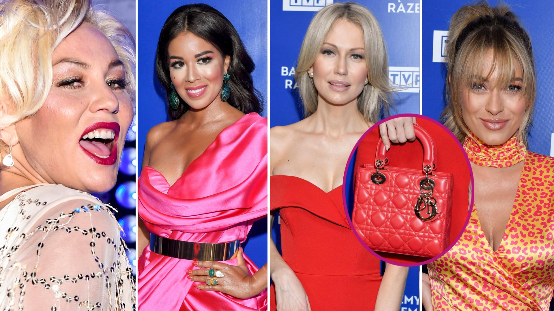 Marcelina Zawadzka, Magdalena Ogórek, Macademian Girl i Alicja Szemplińska na wiosennej RAMÓWCE TVP (DUŻO ZDJĘĆ)