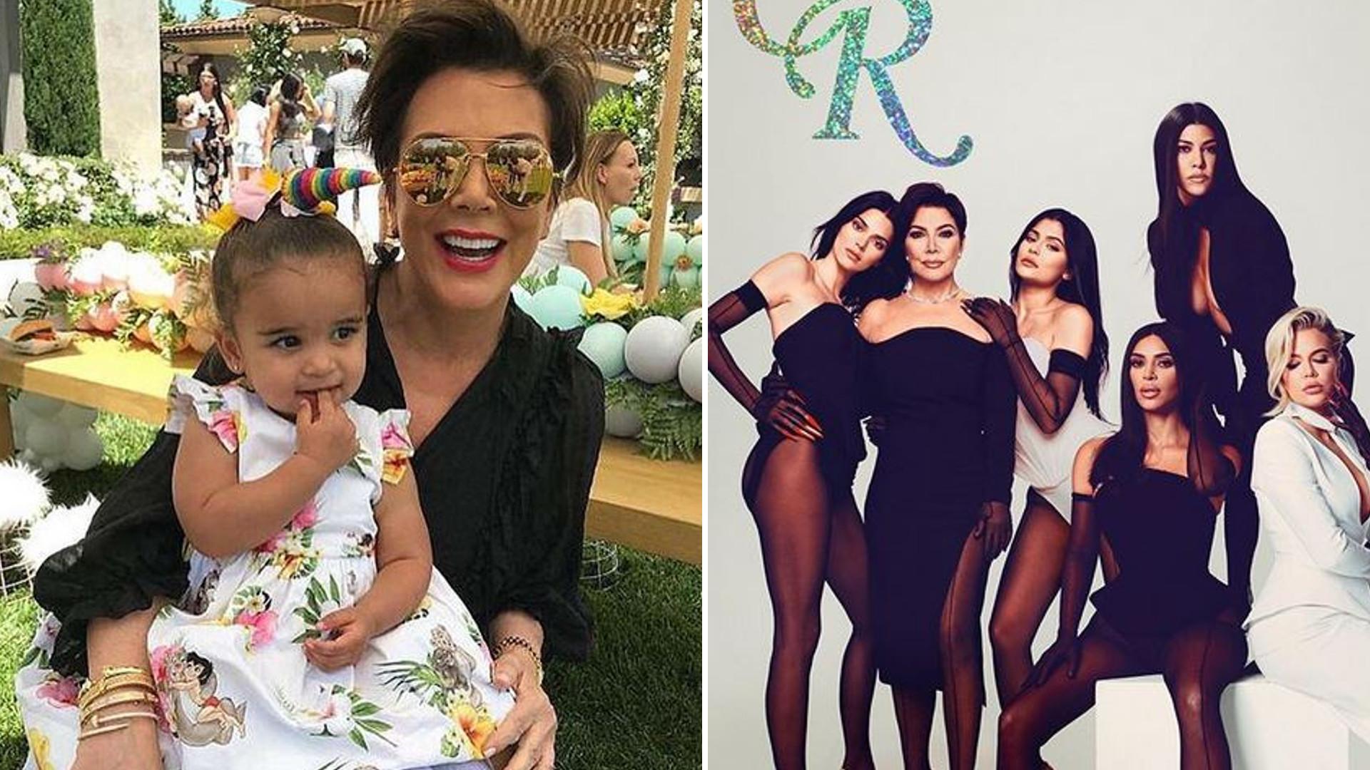 Kris Jenner powiedziała, która z córek urodzi jej kolejnego WNUKA