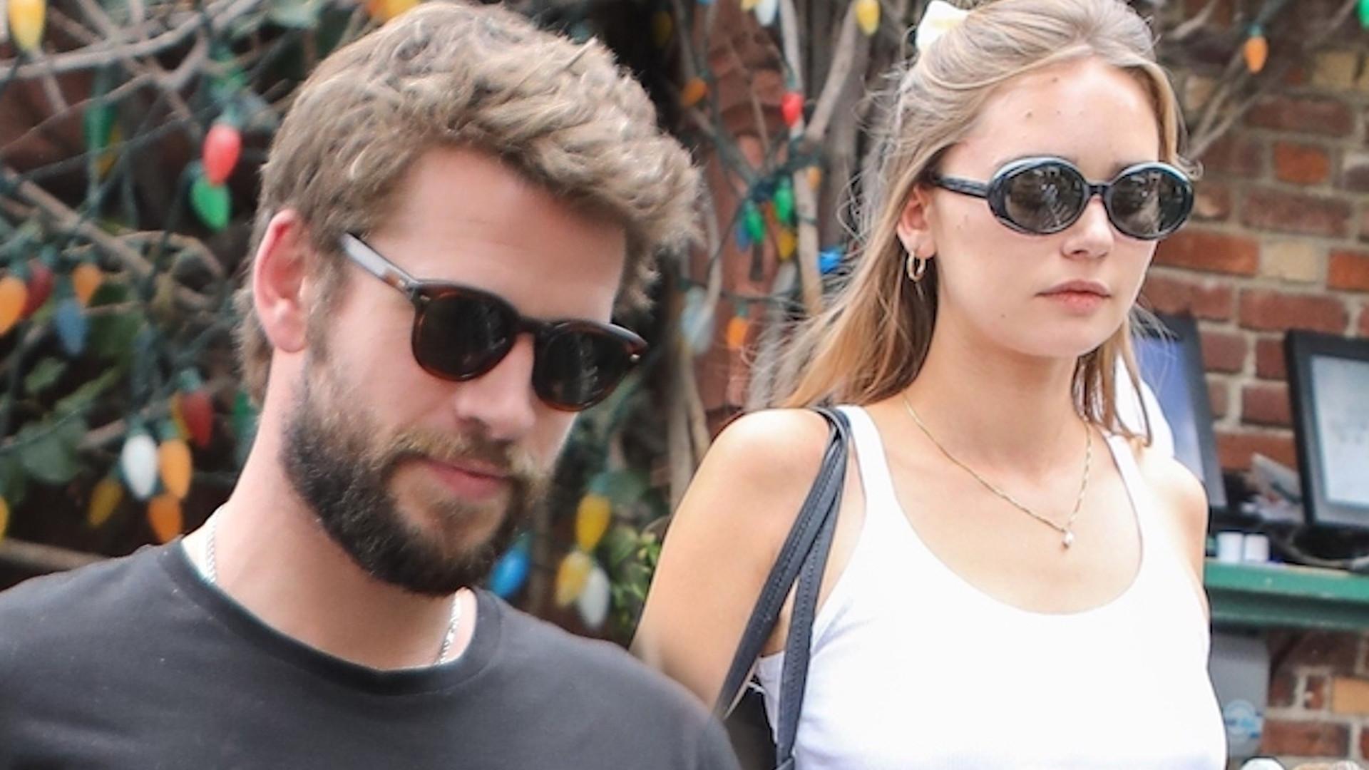 To pokazuje, że Liam Hemsworth myśli o nowej dziewczynie już na poważnie