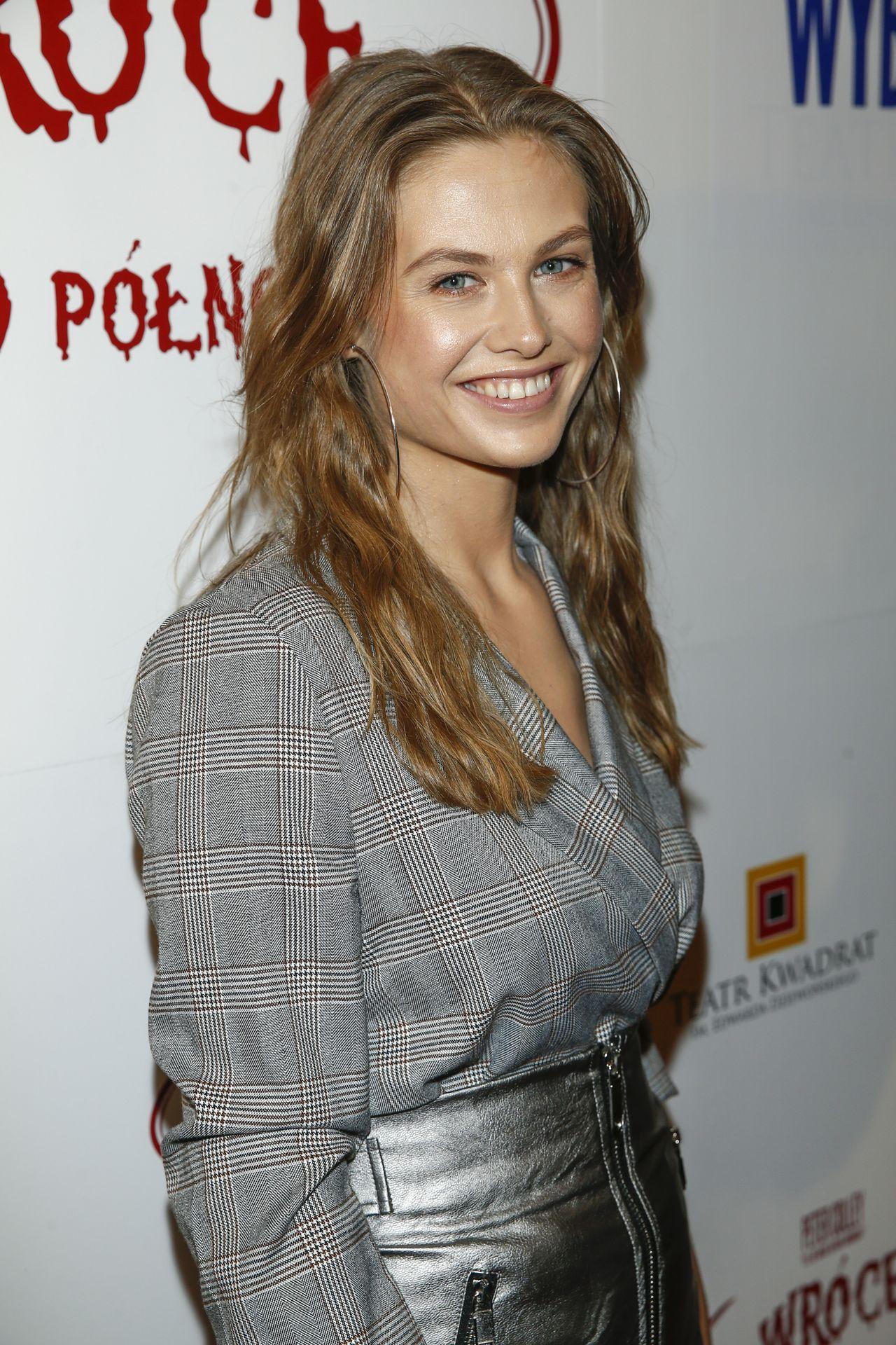 Anna Karczmarczyk pokazała, jak wygląda bez włosów/fot. Podlewski/AKPA