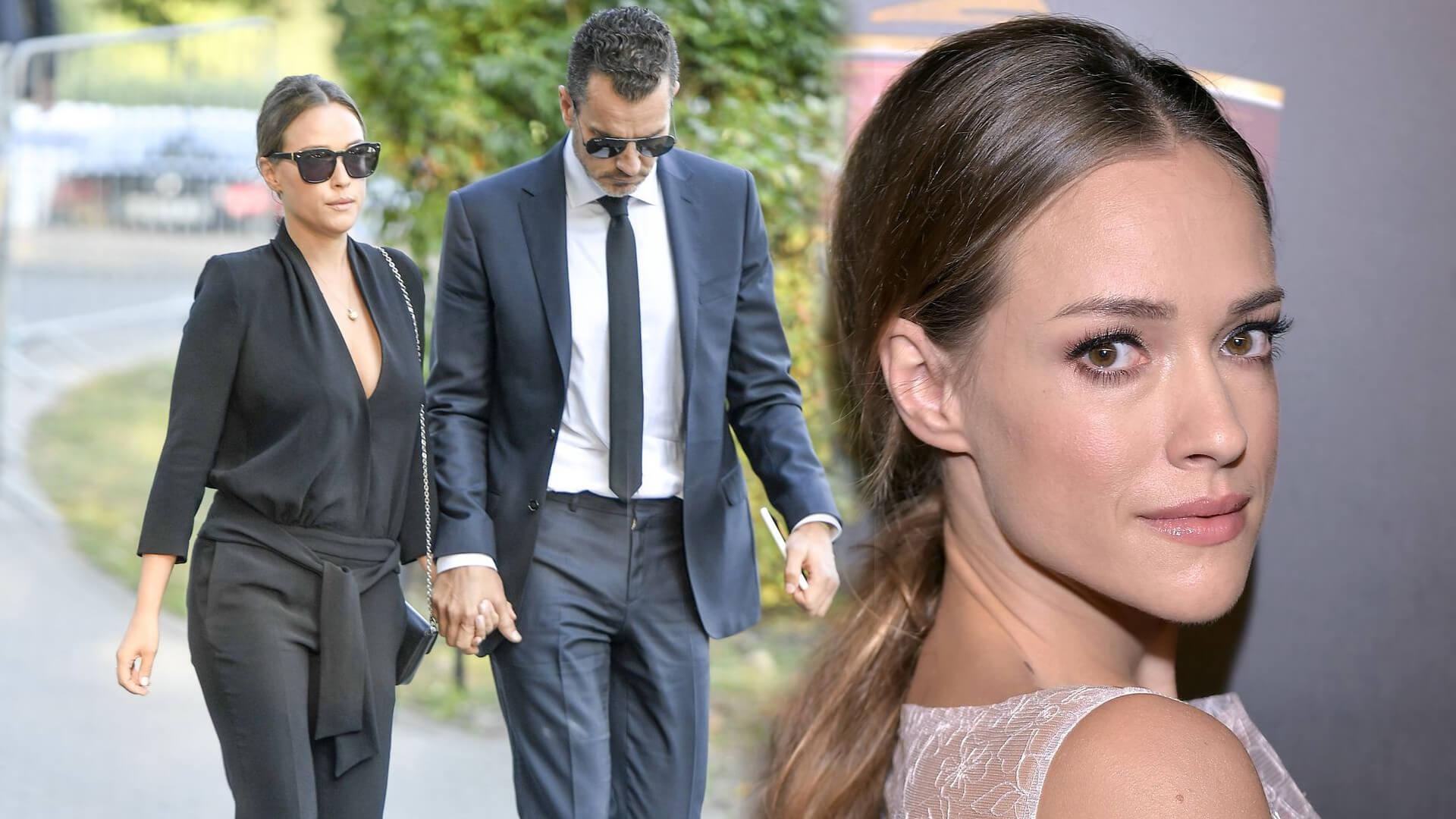 Alicja Bachleda-Curuś zaręczyła się! Kim jest przyszły mąż aktorki?